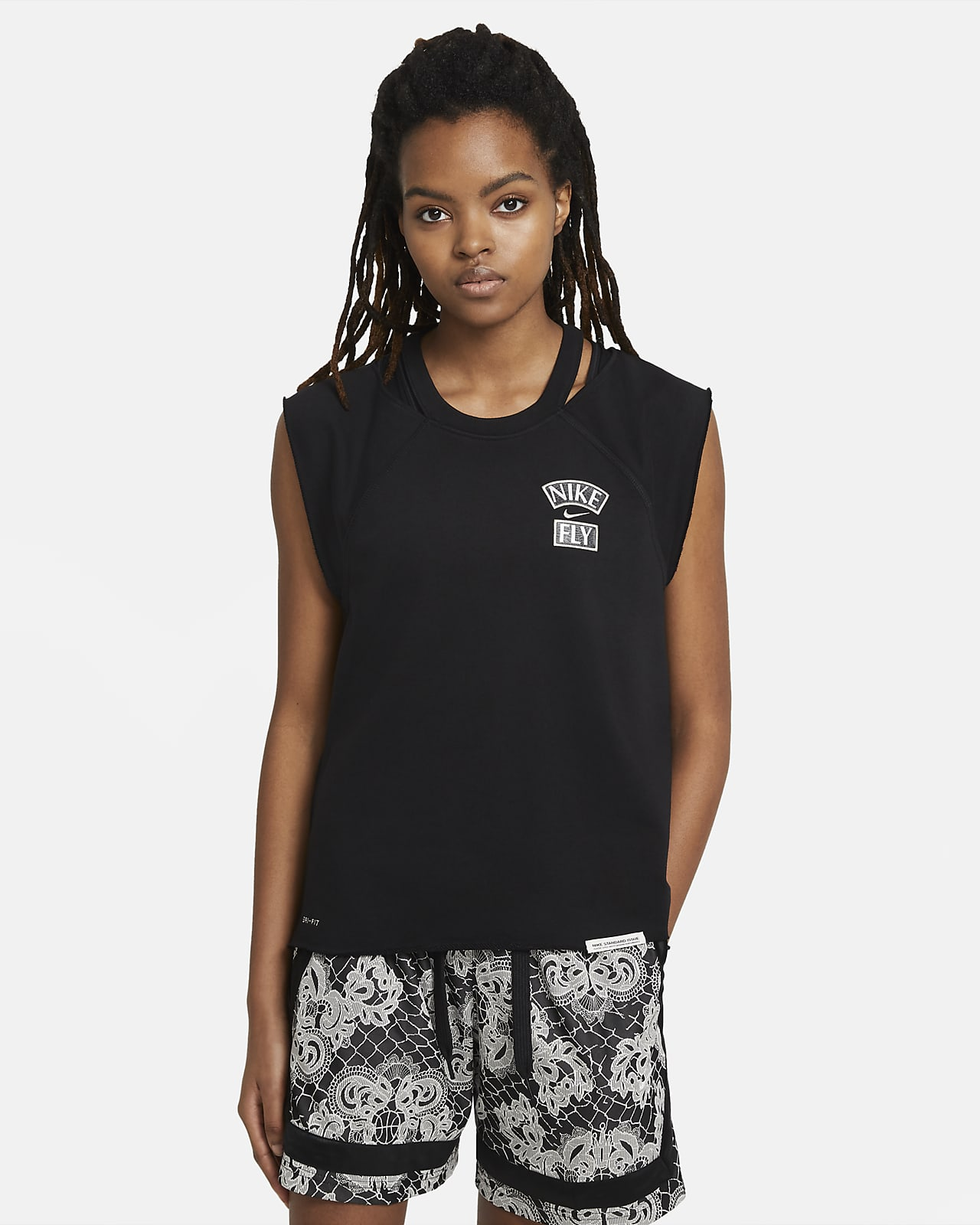 """Nike Standard Issue """"Queen of Courts"""" Women's Basketball Top"""