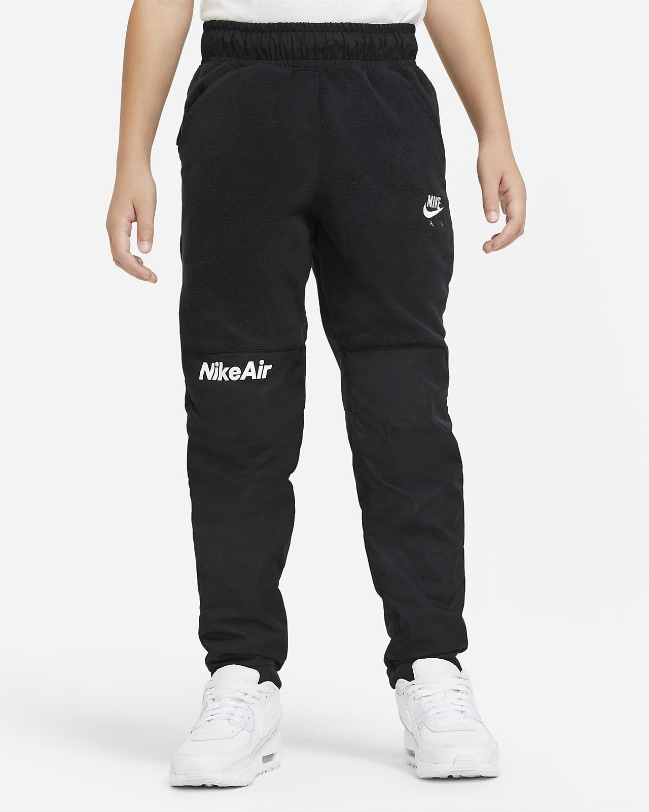 Zateplené kalhoty Nike Air pro větší děti (chlapce)