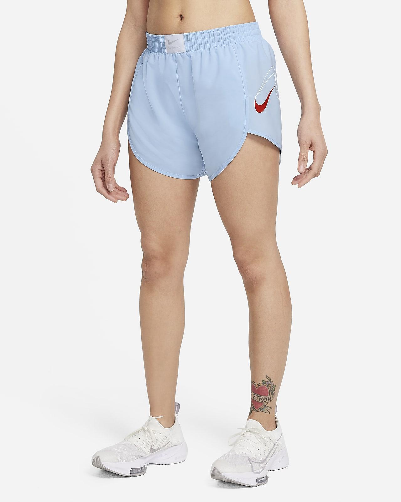 Short de running avec sous-short intégré Nike Dri-FIT Retro pour Femme