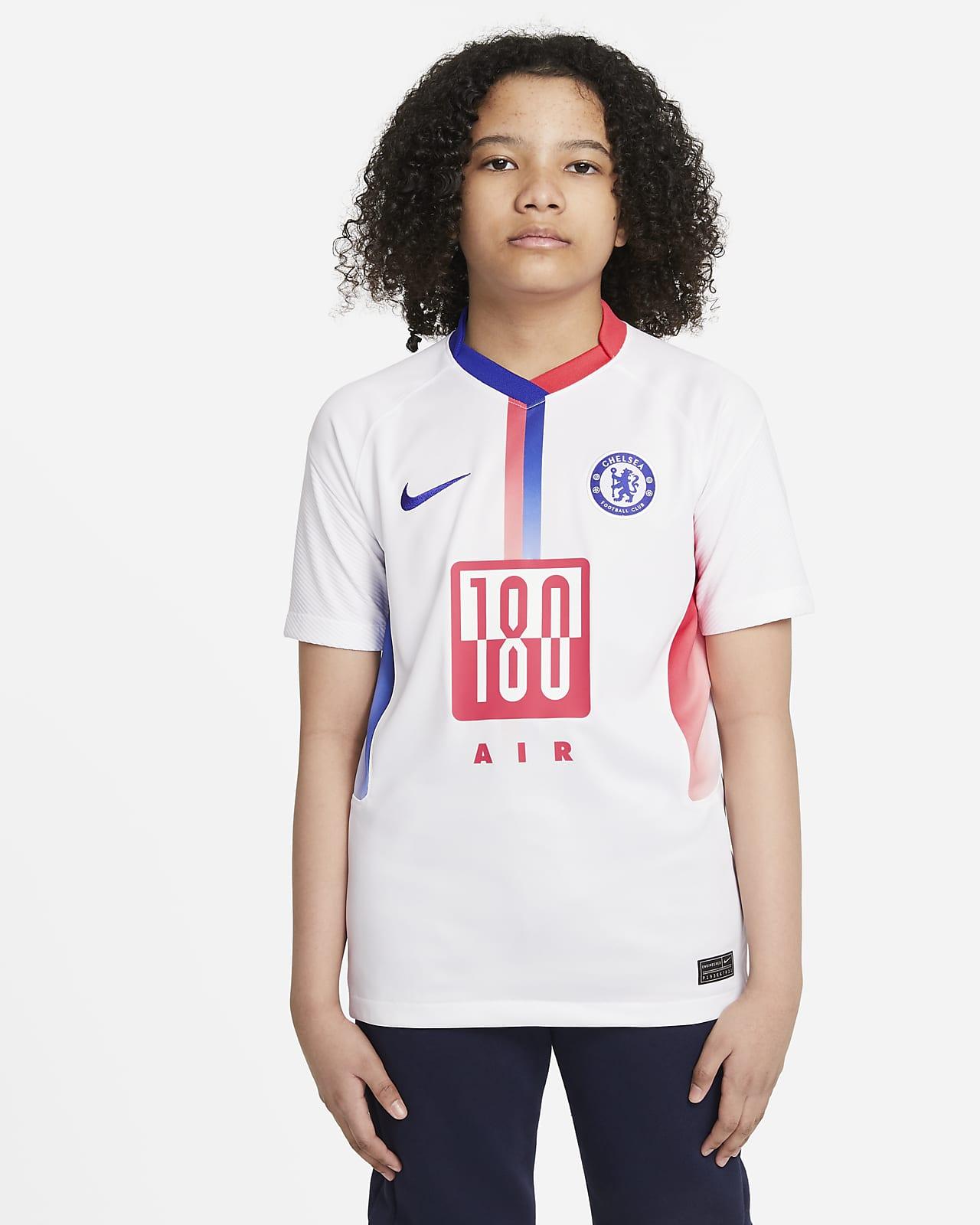 Chelsea F.C. Stadium Air Max Older Kids' Football Shirt