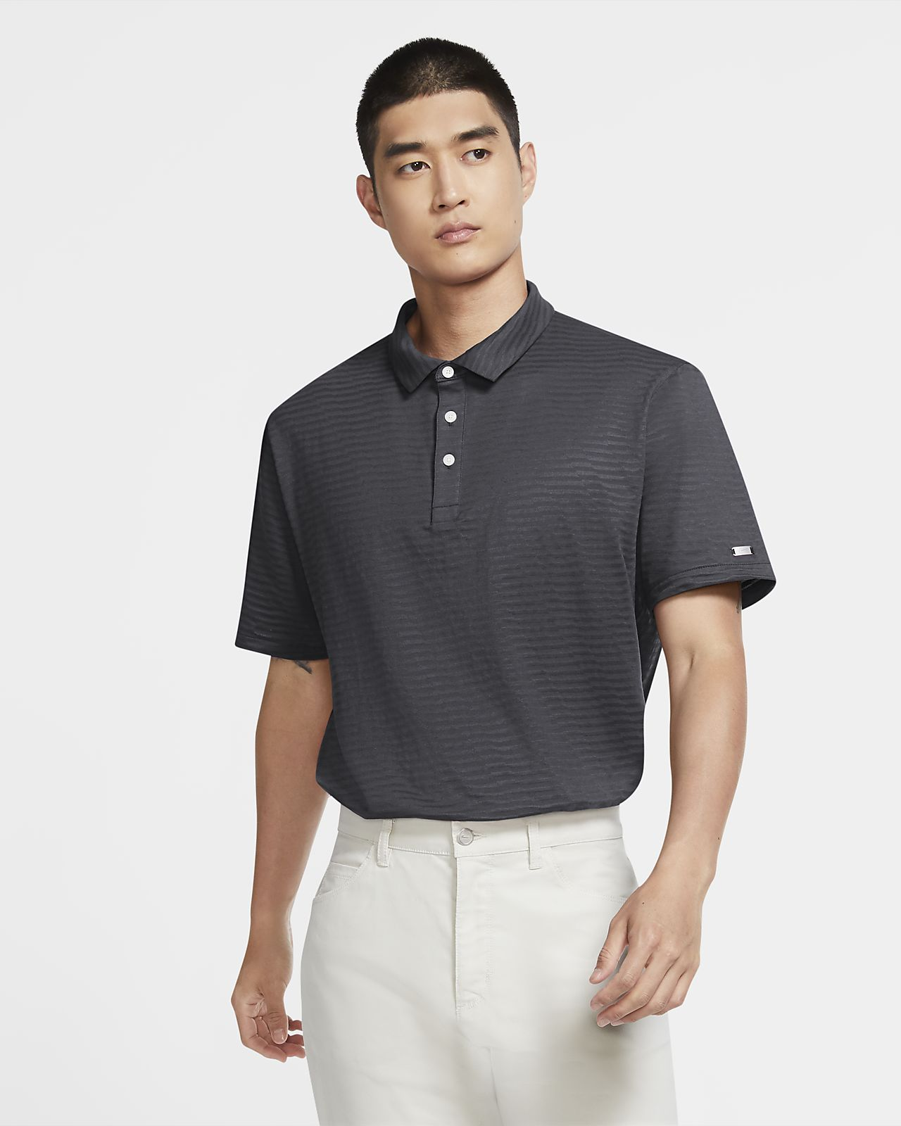 Nike Dri-FIT Player golfskjorte til herre