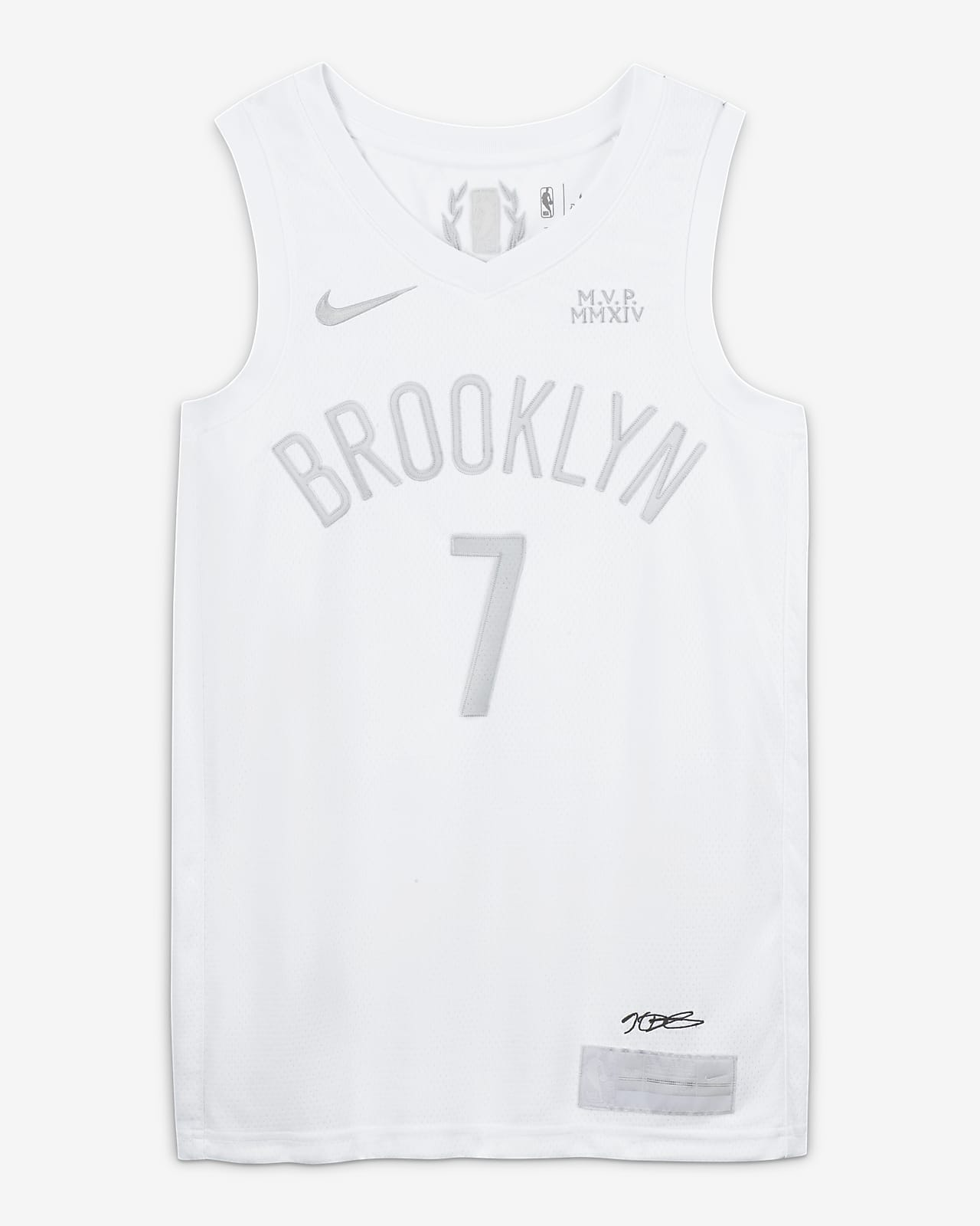 KD Jersey Kevin Durant Nets MVP Men's Nike NBA Jersey. Nike.com