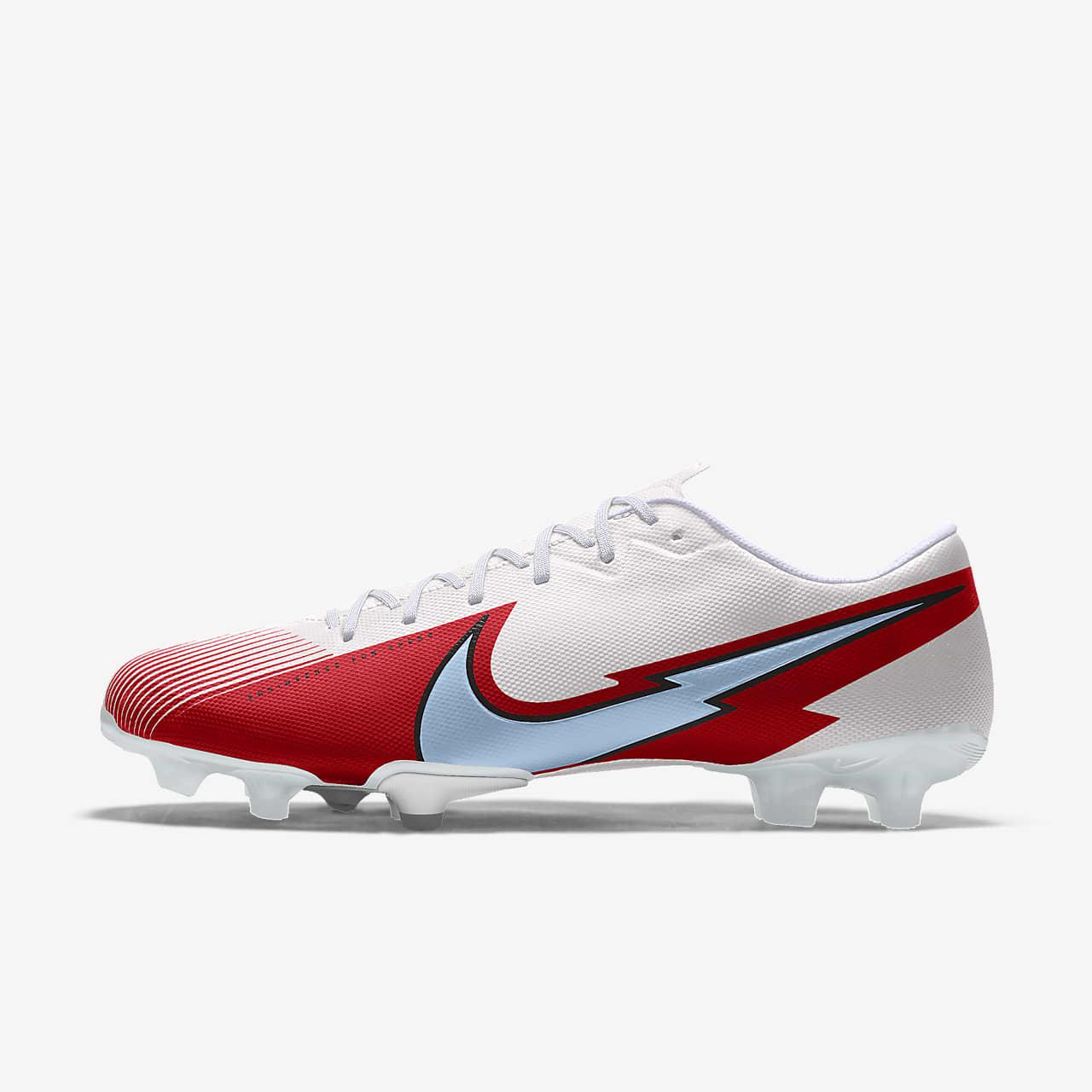 Scarpa da calcio per terreni duri personalizzabile Nike Mercurial Vapor 13 Academy By You
