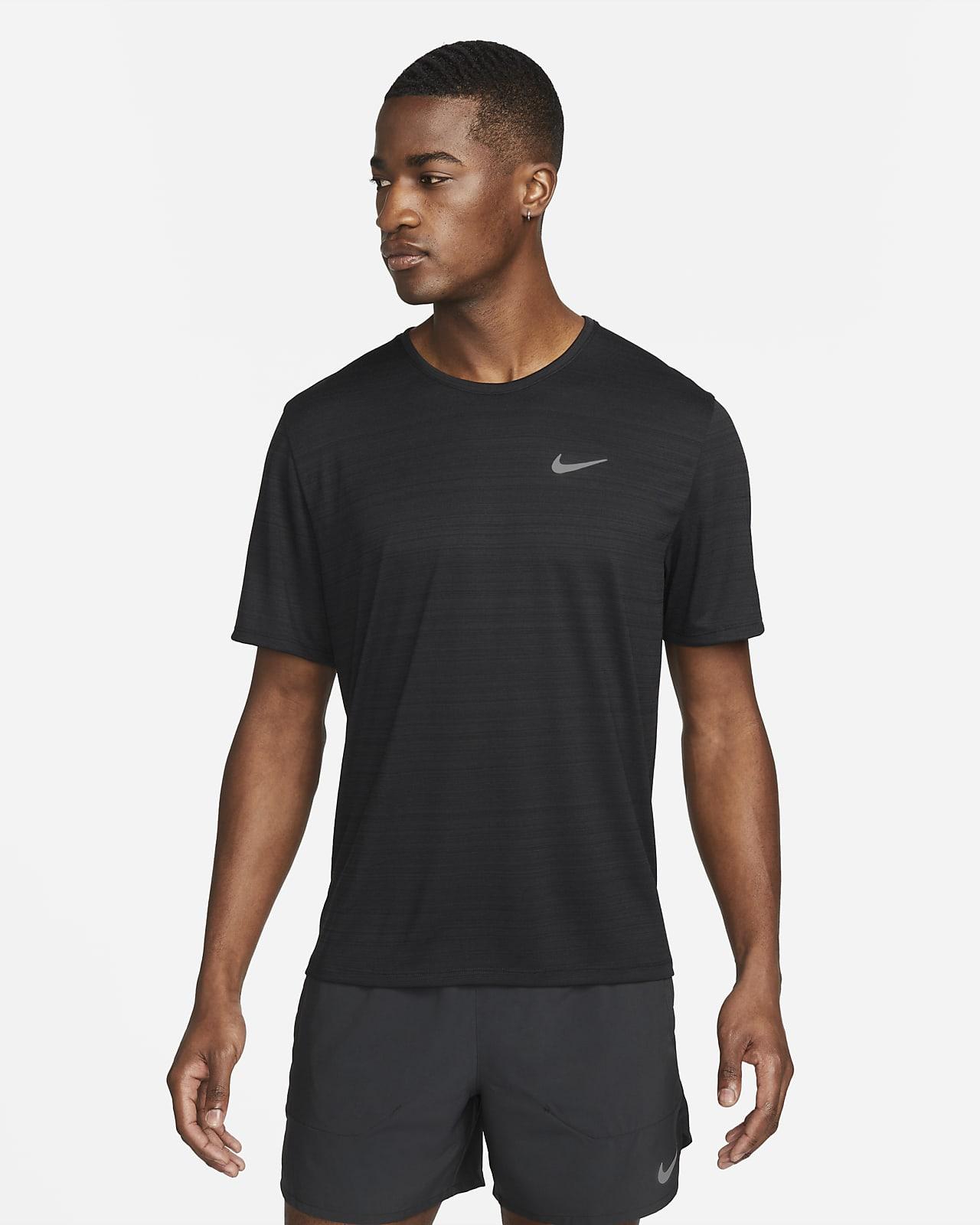 Maglia da running Nike Dri-FIT Miler - Uomo
