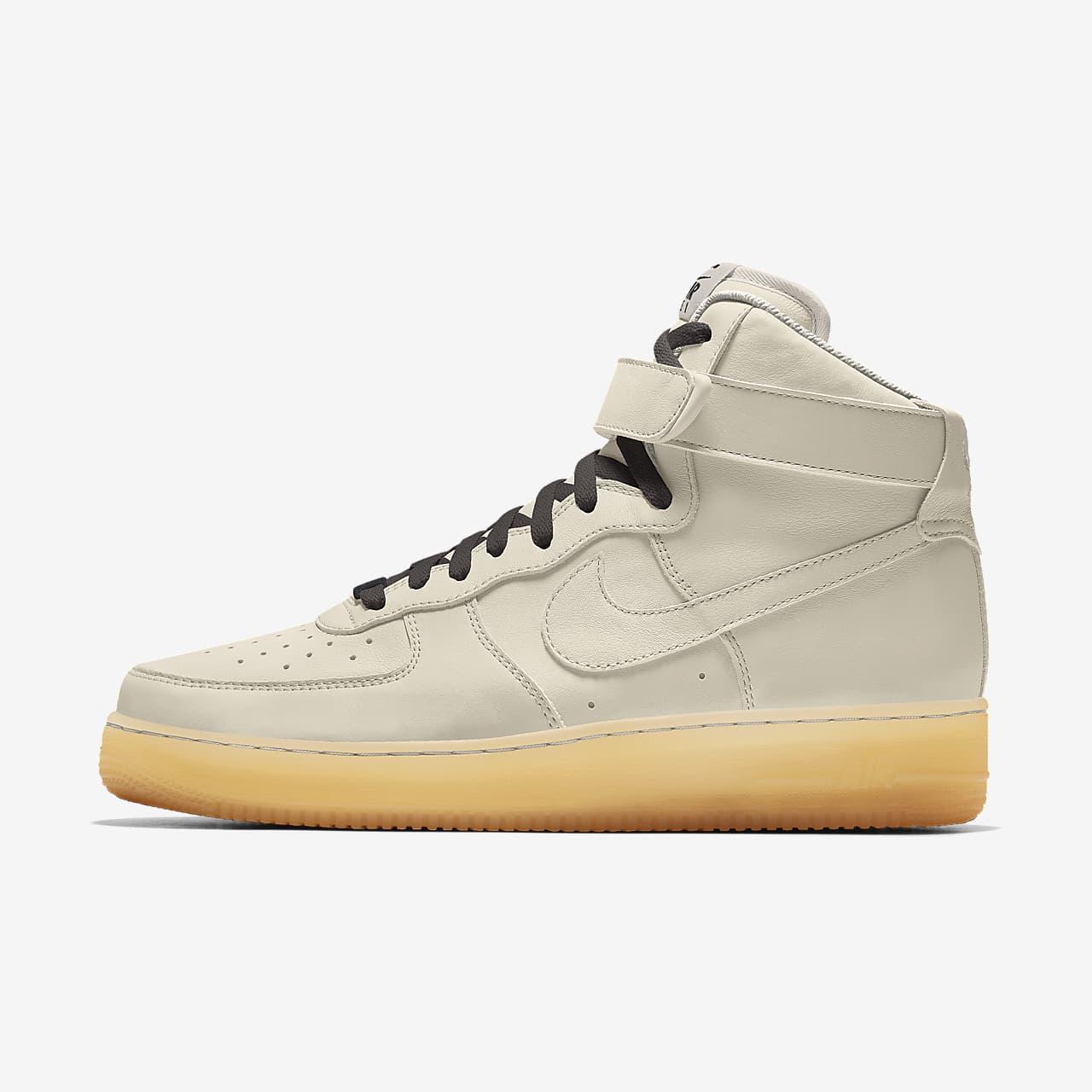 Nike Air Force 1 High By You Custom Men's Shoe