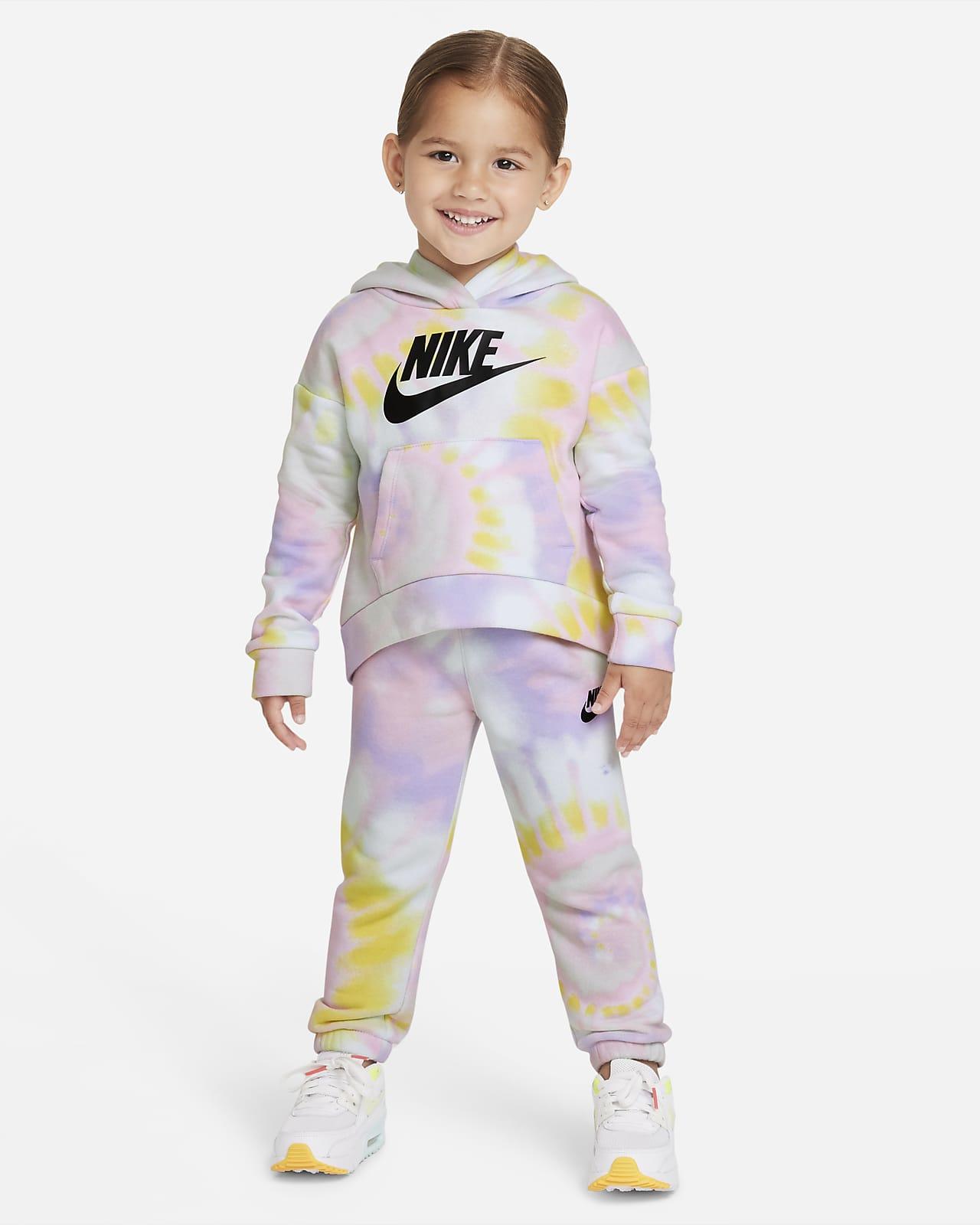 Nike Sportswear Club Fleece Toddler Hoodie and Pants Set