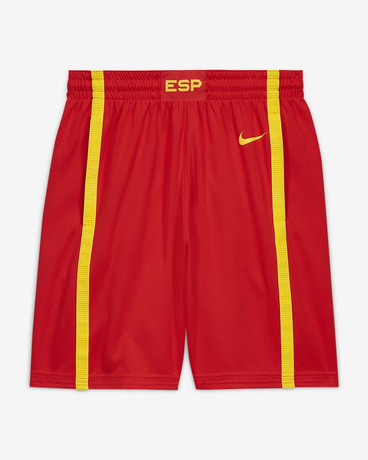 Spain Nike (Road) Limited Men's Basketball Shorts