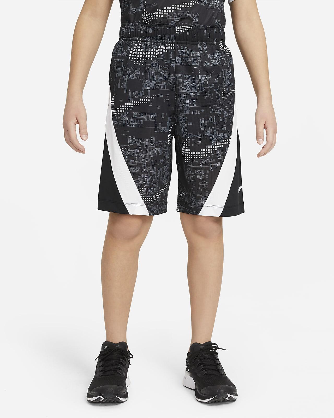 Nike Dominate Older Kids' (Boys') Printed Training Shorts