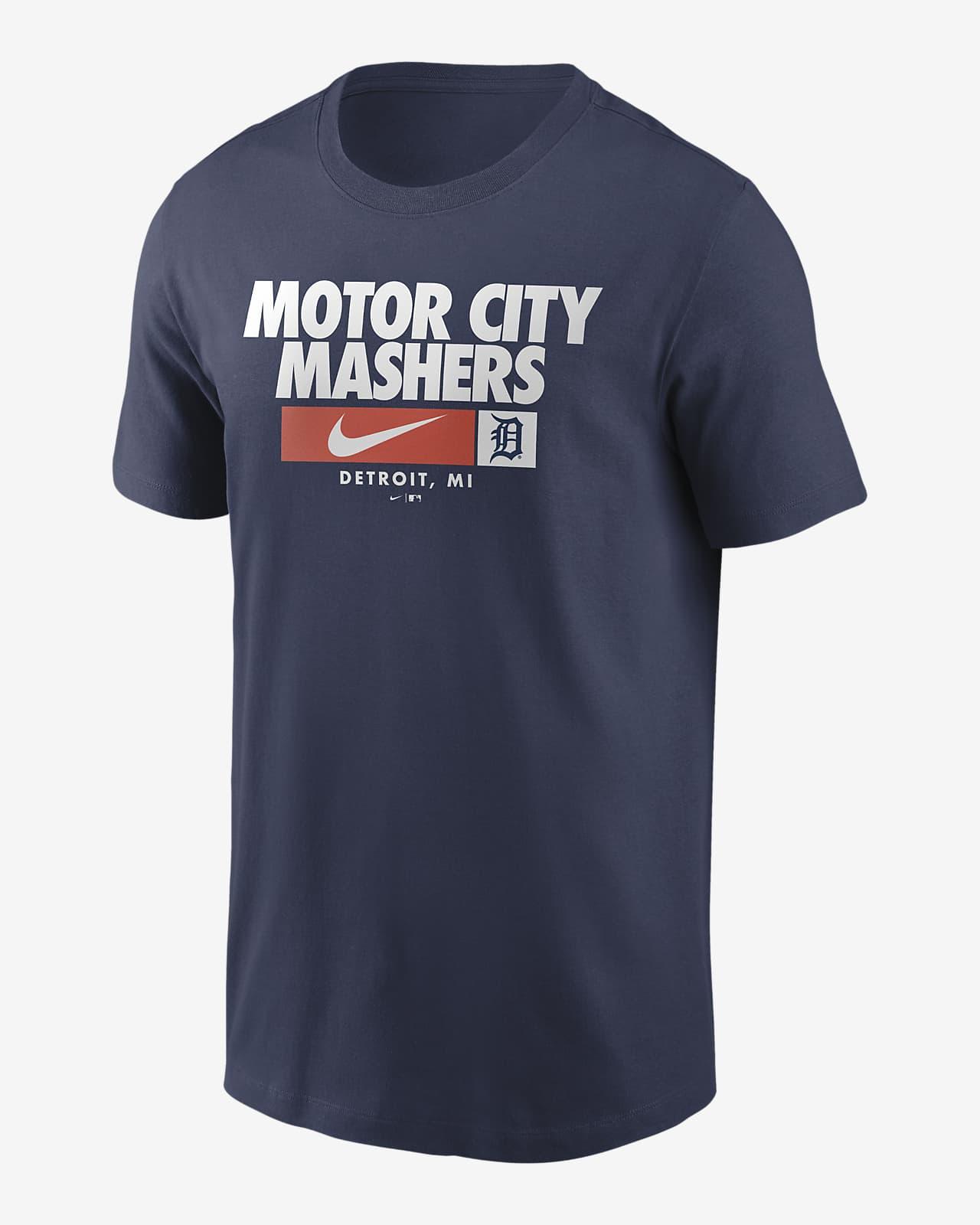 Nike Local Nickname (MLB Detroit Tigers) Men's T-Shirt