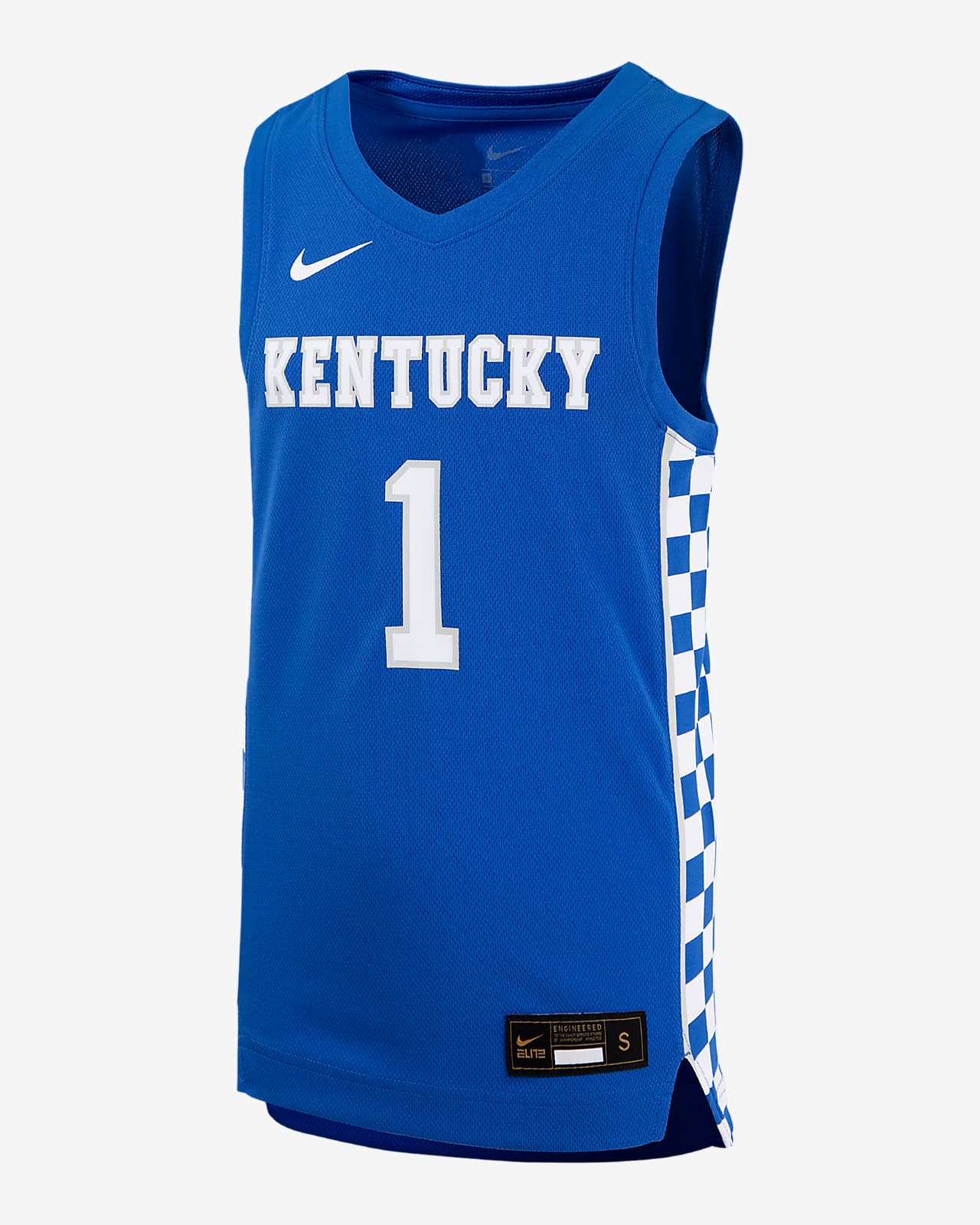 Nike College (Kentucky) Big Kids' Basketball Jersey