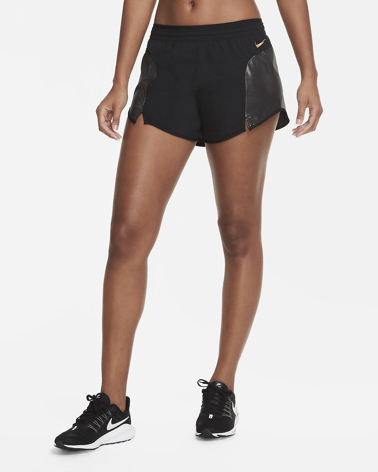 Shorts de running para mujer Nike Icon Clash Tempo Luxe