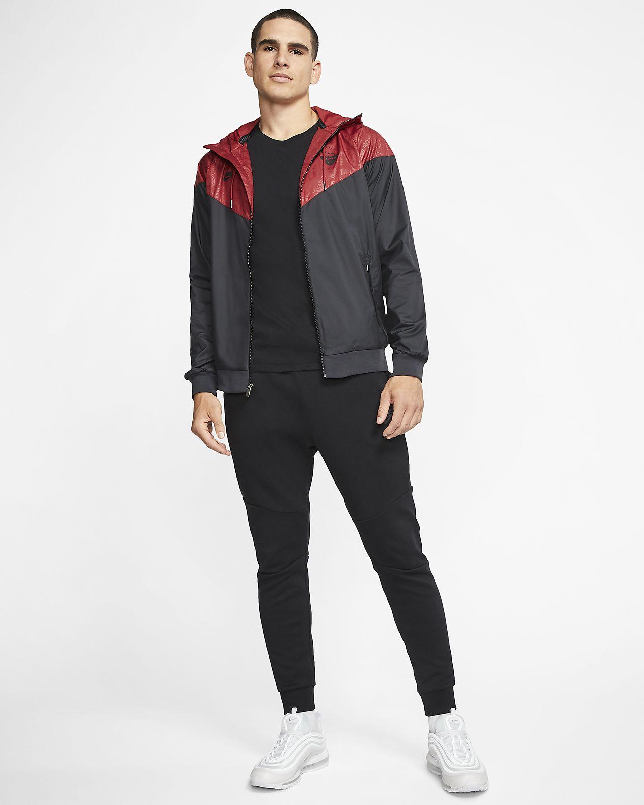 A.S. Roma Windrunner Men's Jacket