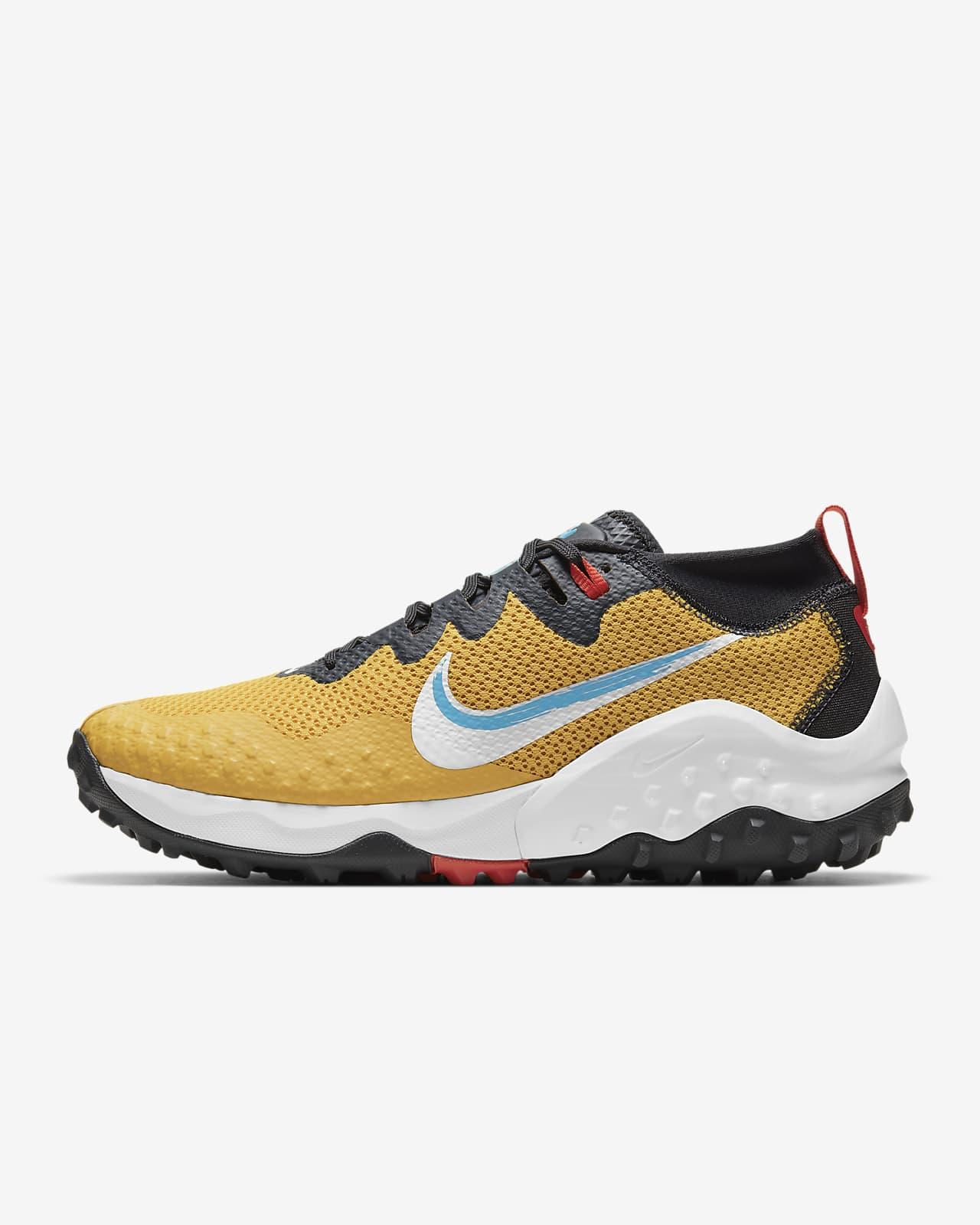Nike Wildhorse 7 男款越野跑鞋