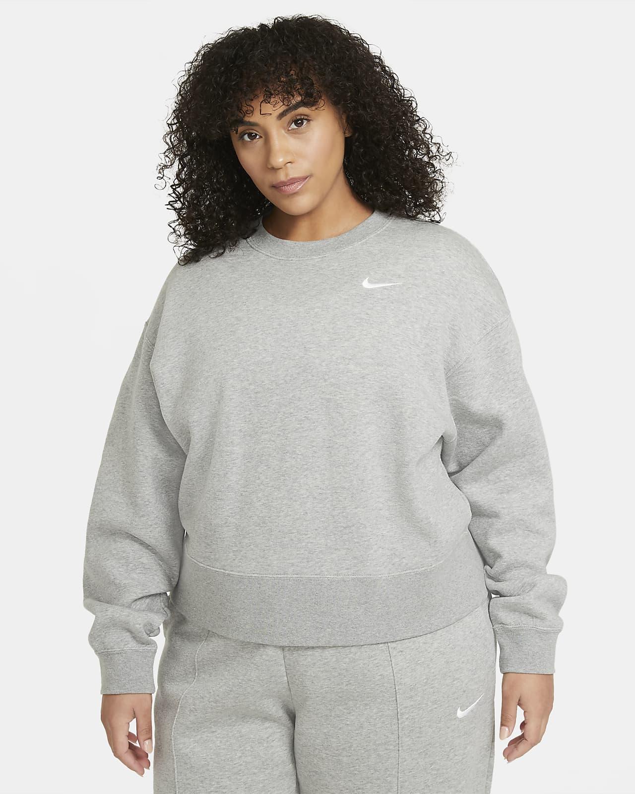 Sudadera para mujer (talla grande) Nike Sportswear Essential