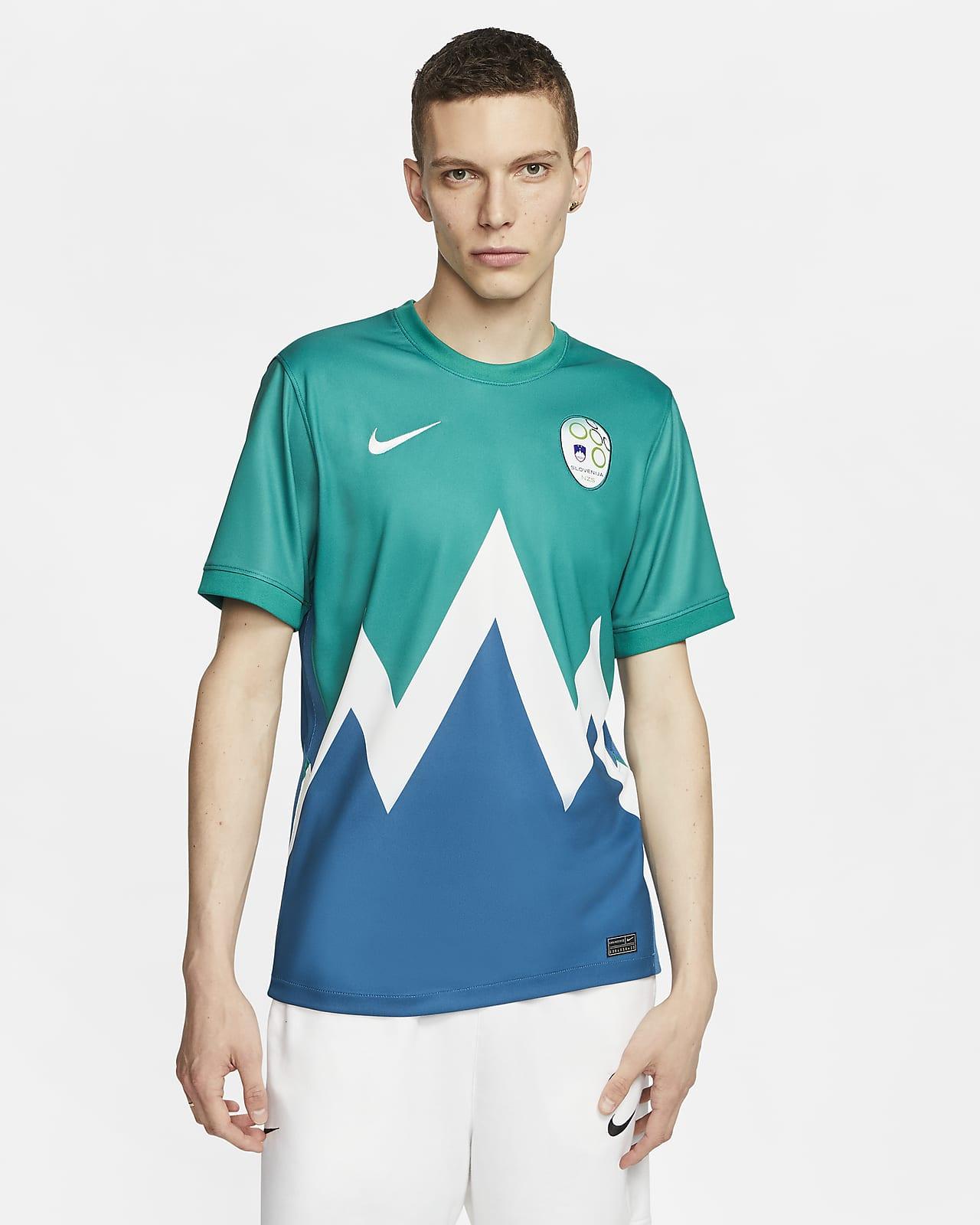 Slovenia 2020 Stadium Away Men's Football Shirt