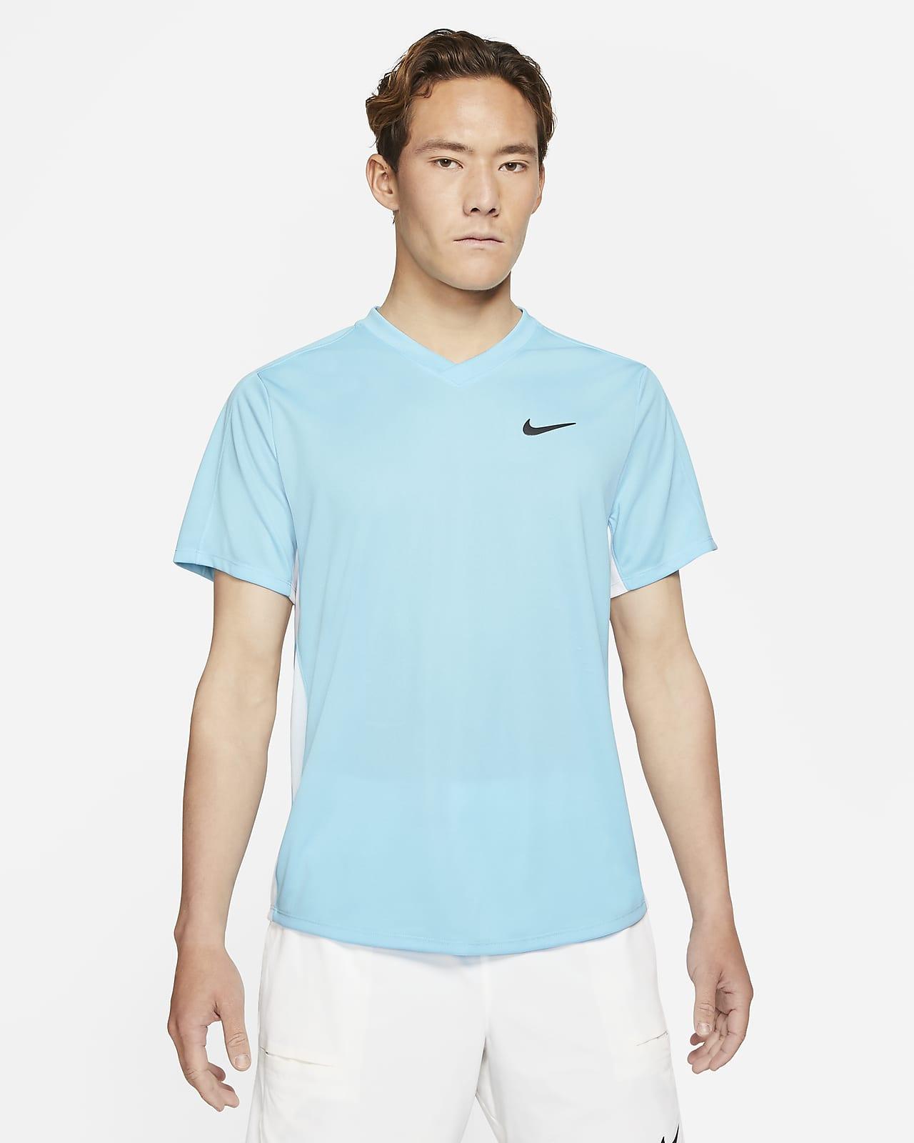 Мужская теннисная футболка NikeCourt Dri-FIT Victory