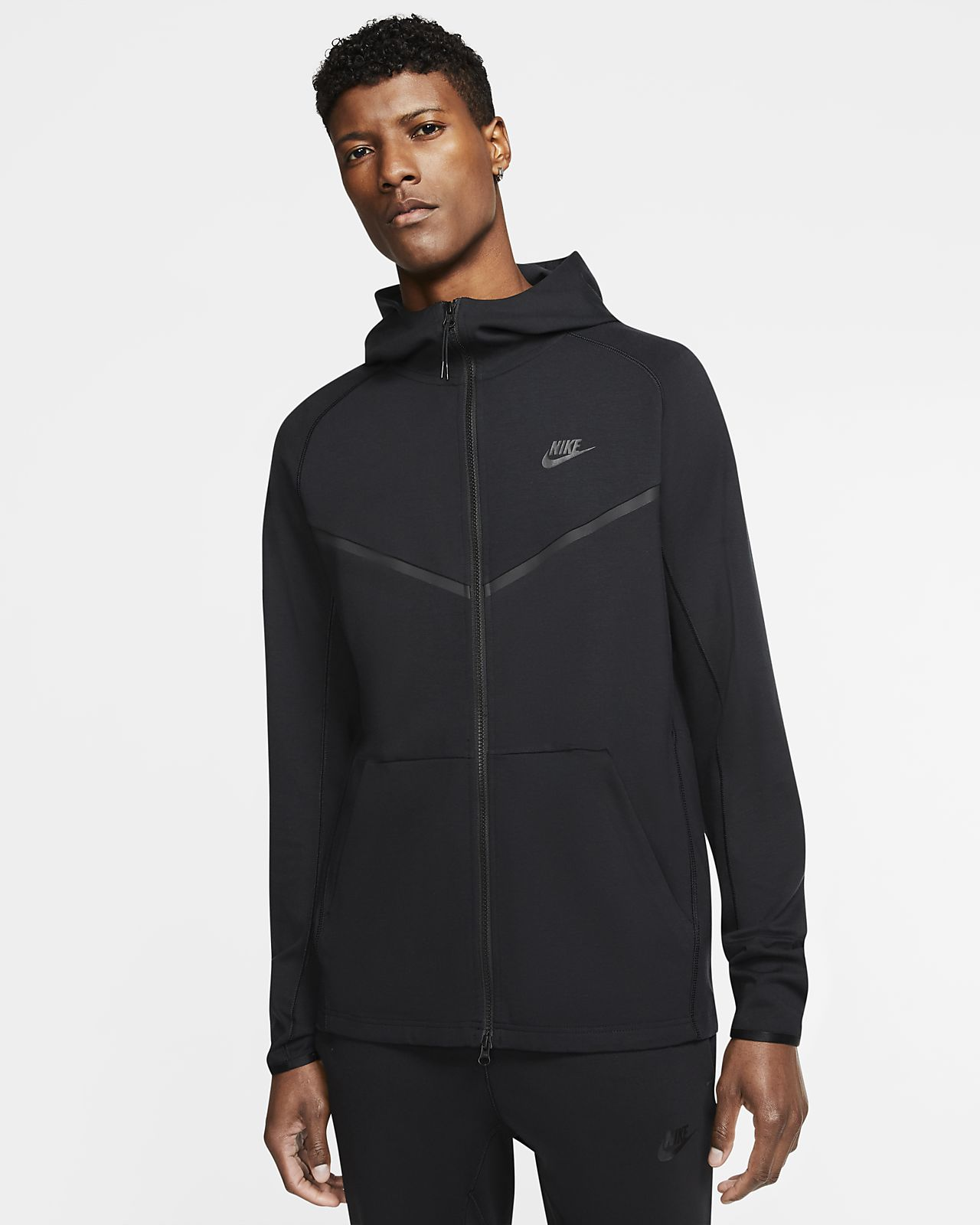 Nike Nike Jacket Men's Jacket 2019 New Sportswear Cotton