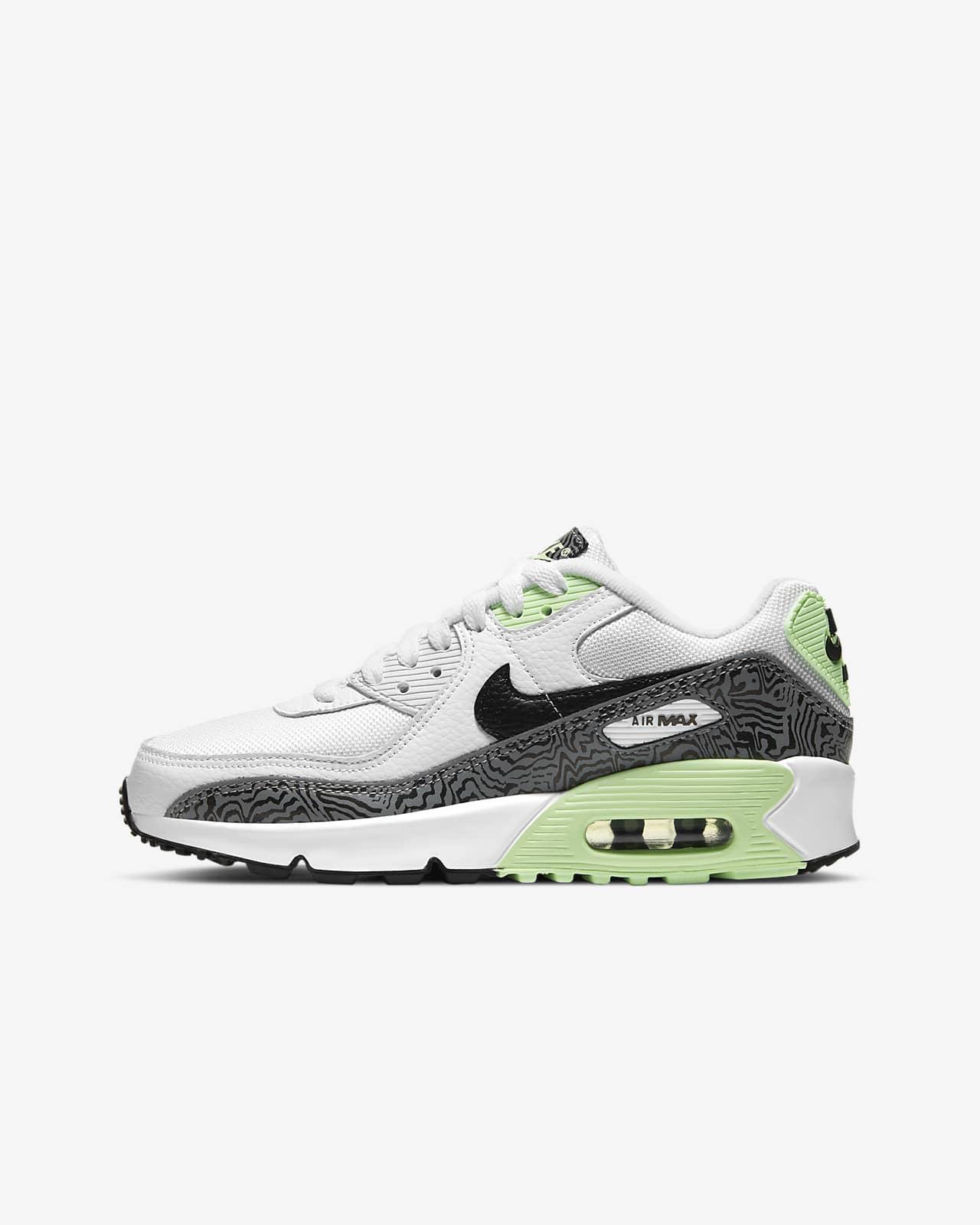 Nike Air Max 90 Big Kids' Shoe