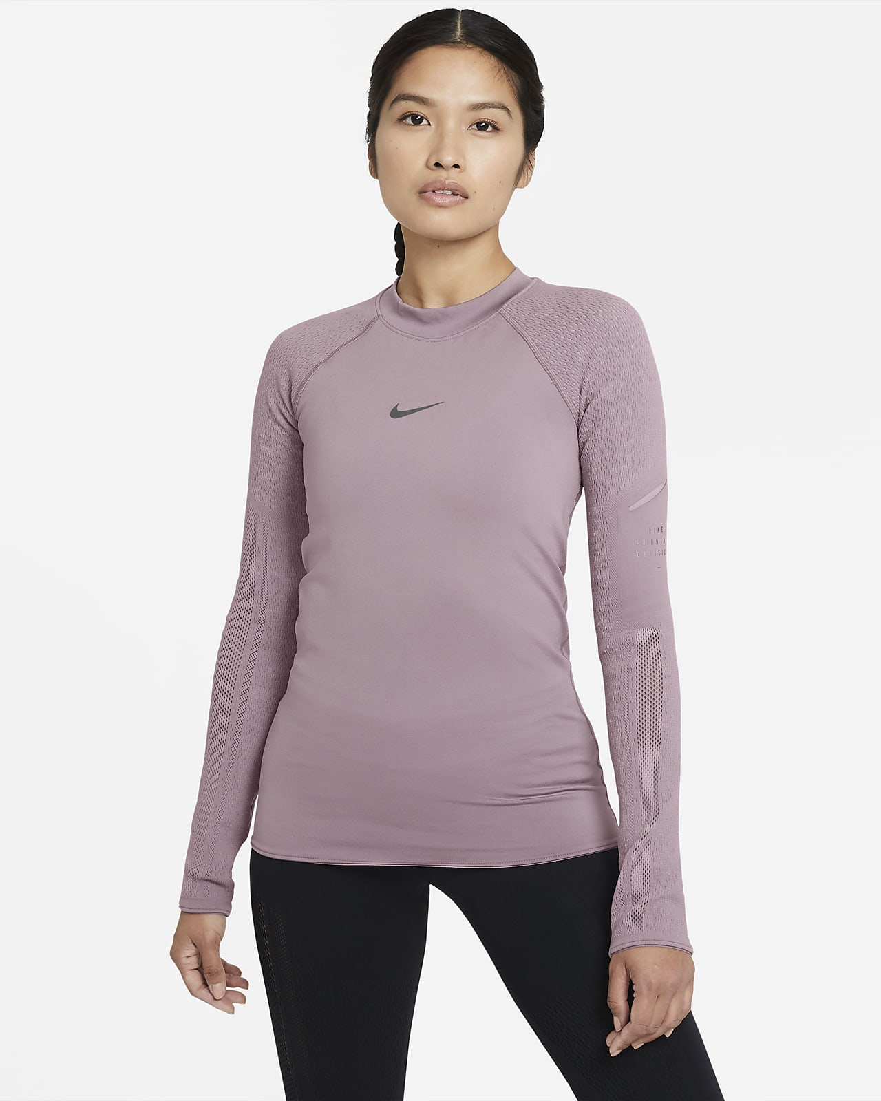 Nike Run Division Women's Engineered Knit Running Top