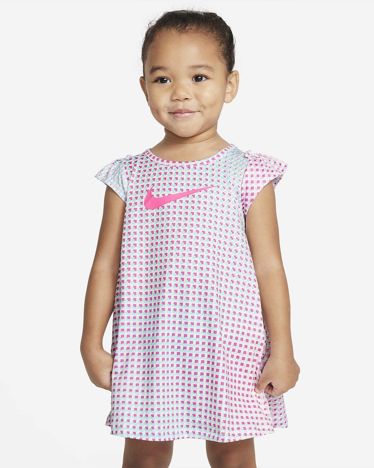 Nike Dri-FIT Baby (12-24M) Printed Dress
