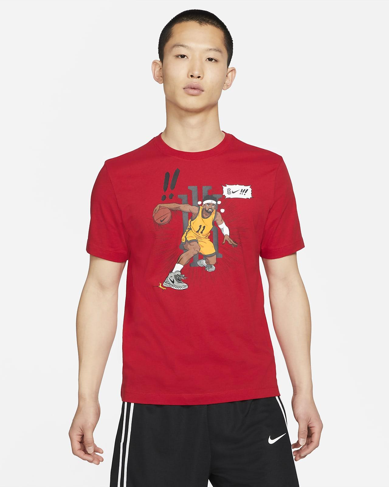 Kyrie Logo Men's Basketball T-Shirt