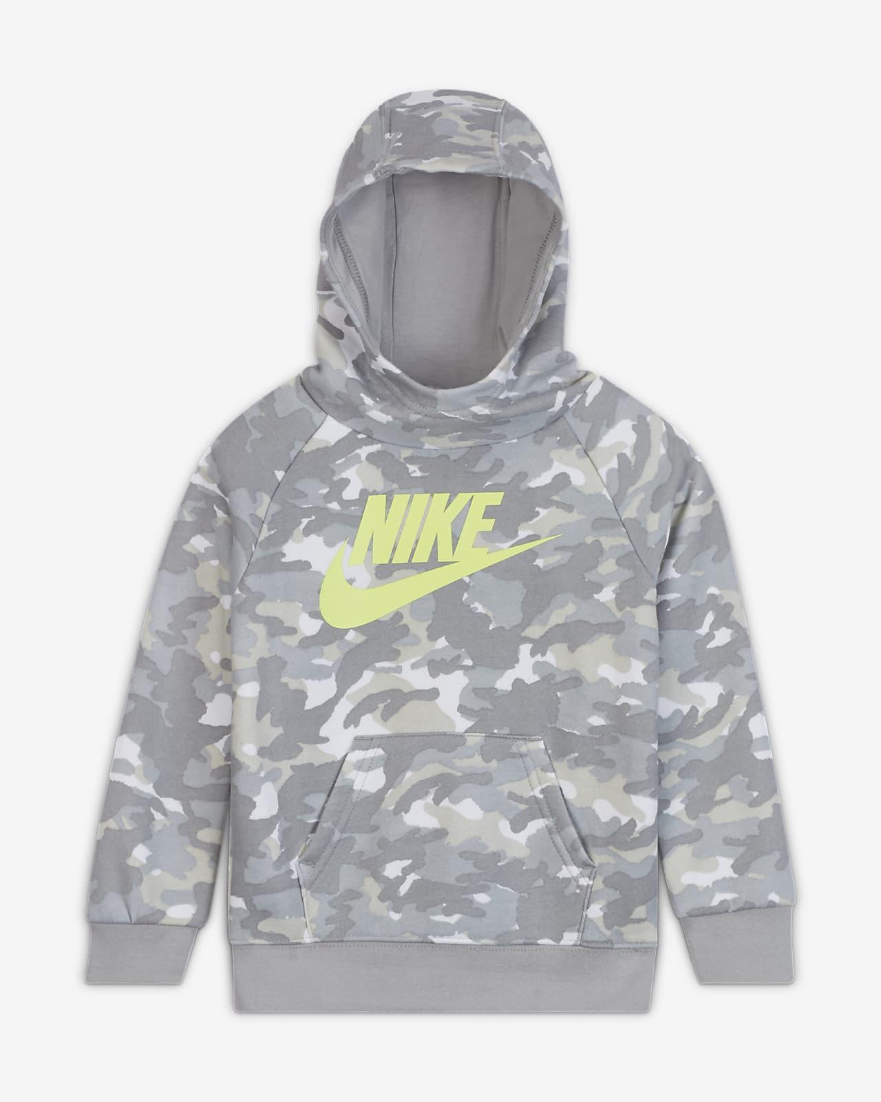 Nike Toddler Camo Hoodie