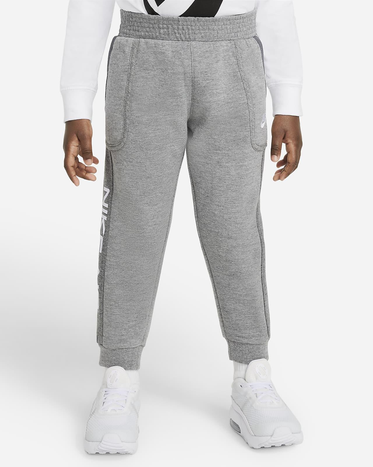 Pantalones para niños pequeños Nike Air