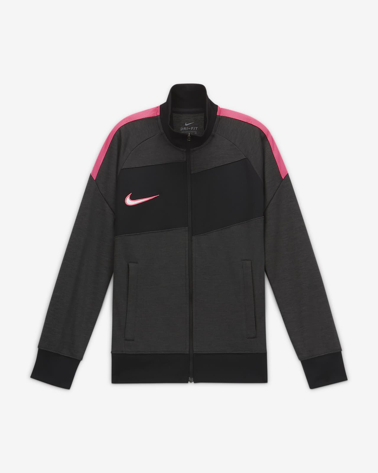Nike Dri-FIT Academy Older Kids' Knit Football Tracksuit Jacket