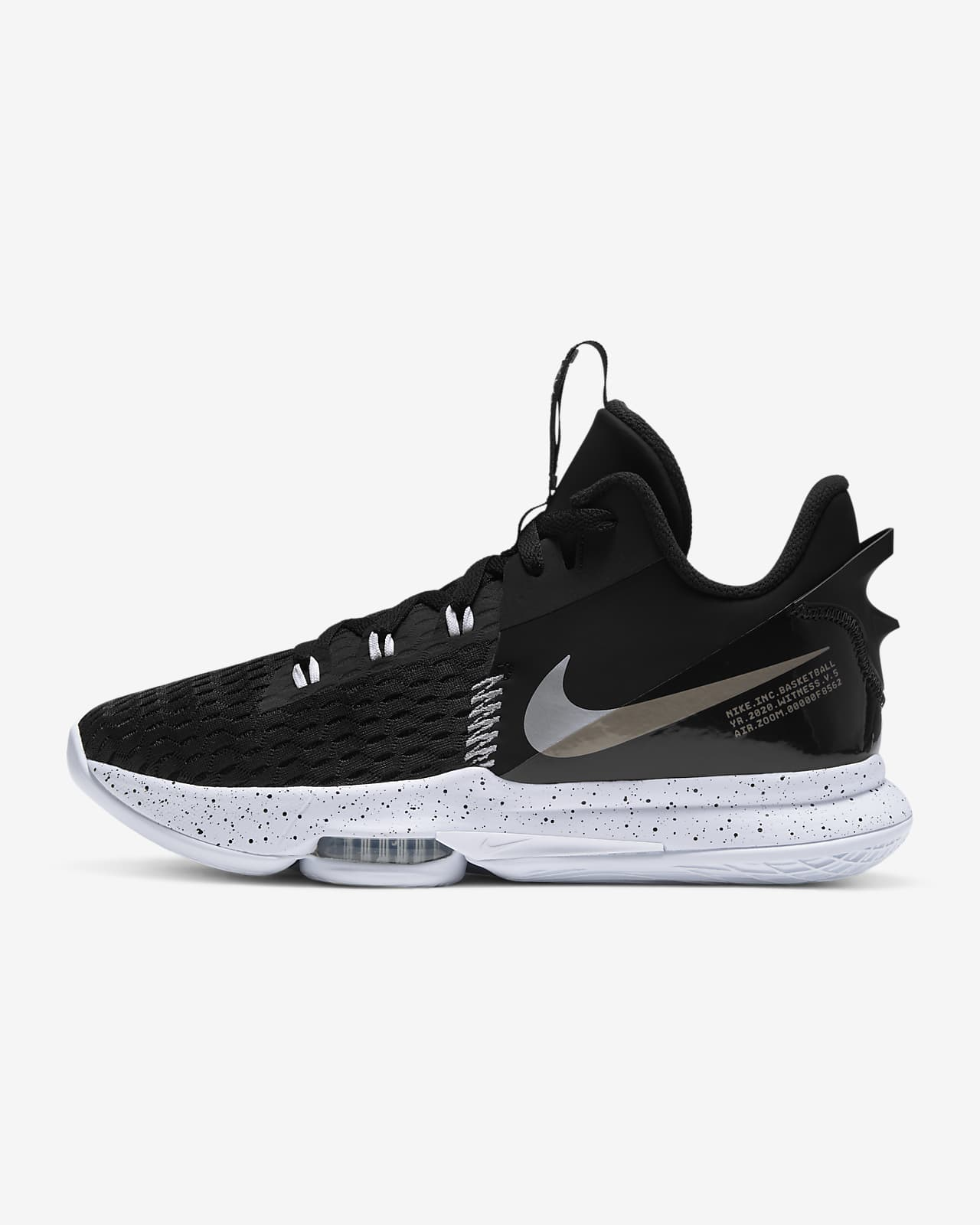 LeBron Witness 5 Basketballschuh