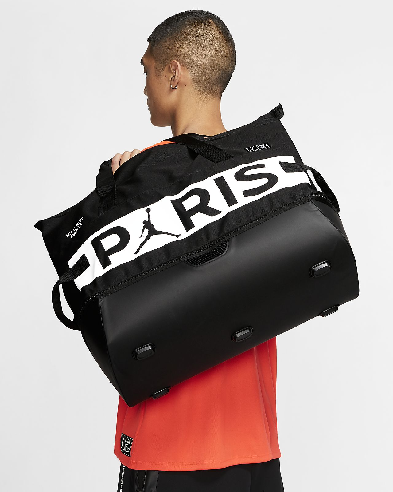 Paris Saint Germain Fußball Sporttasche