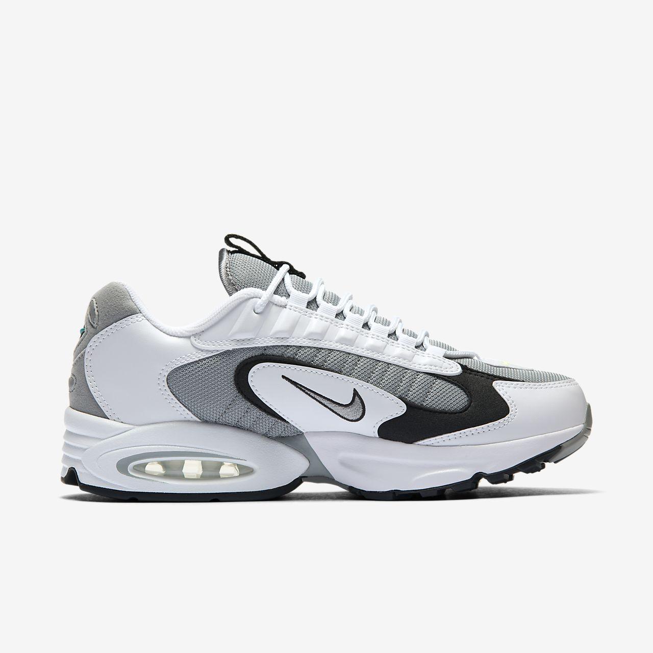 Nike Air Max Triax 96 (white grey)   43einhalb Sneaker Store