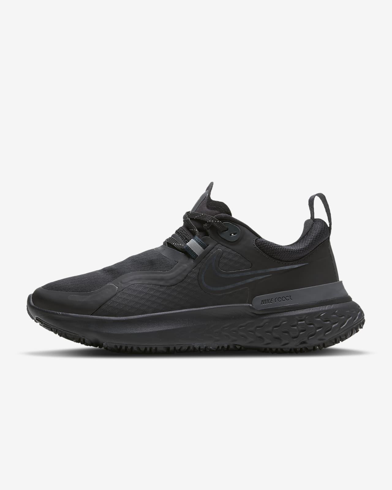 Nike React Miler Shield Hardloopschoen voor dames