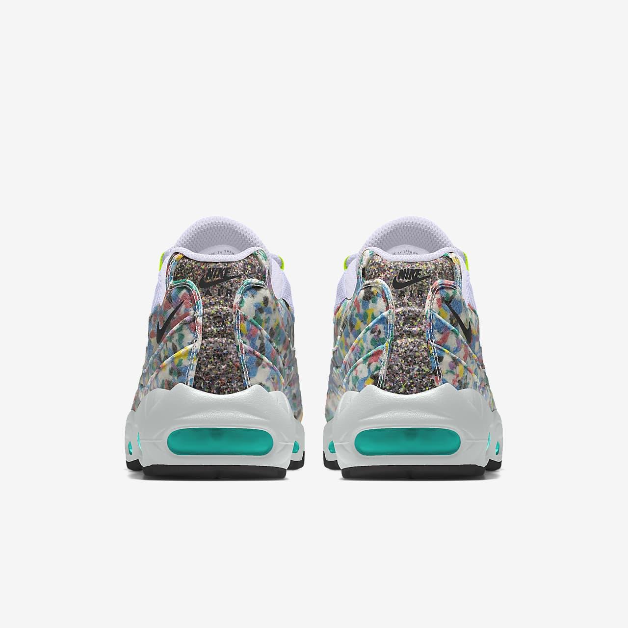 Nike Air Max 95 Unlocked By You Custom Men's Lifestyle Shoe