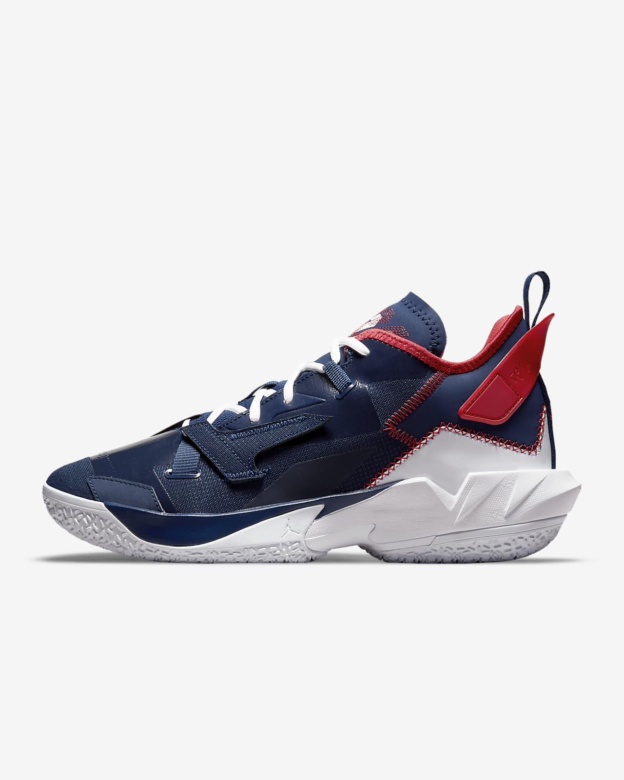 Jordan Why Not Zer0.4 PF 男子篮球鞋