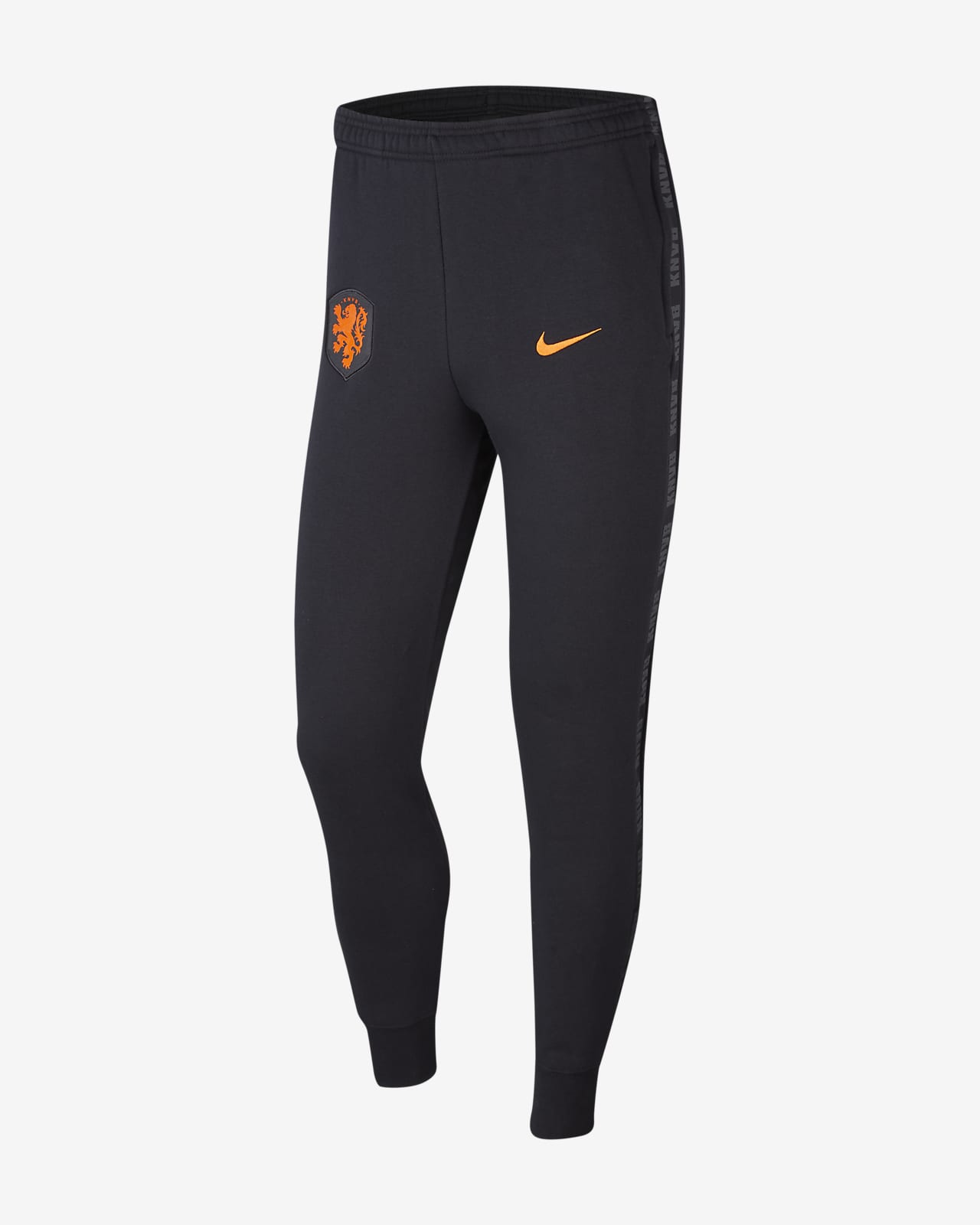 Netherlands Men's Fleece Football Pants