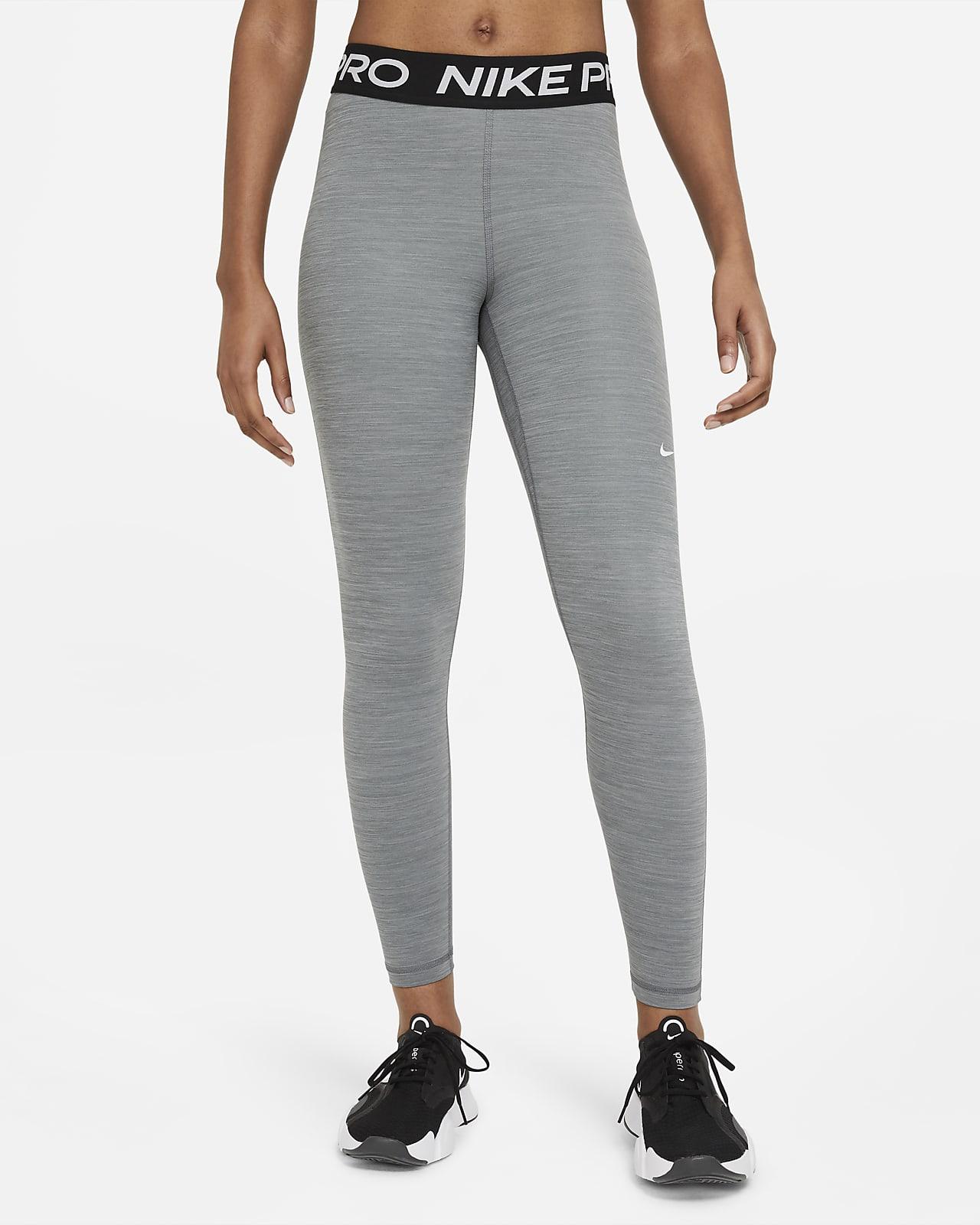 Nike Pro-leggings med mellemhøj talje til kvinder