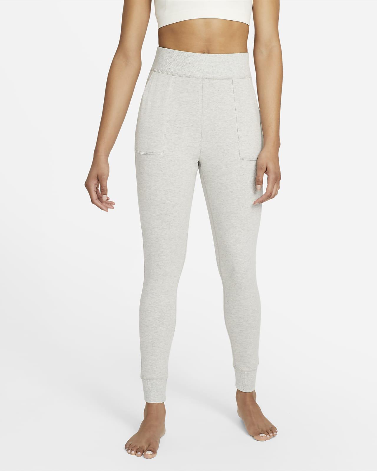 Nike Yoga Women's 7/8 Fleece Pants