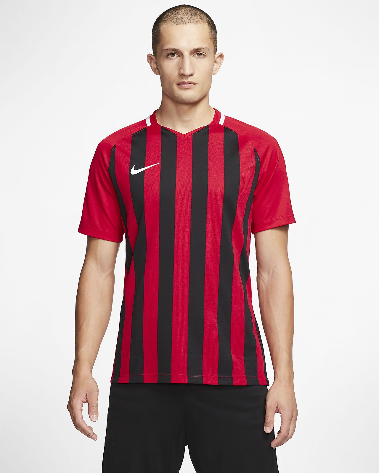 Maillot de football Nike Striped Division 3 pour Homme