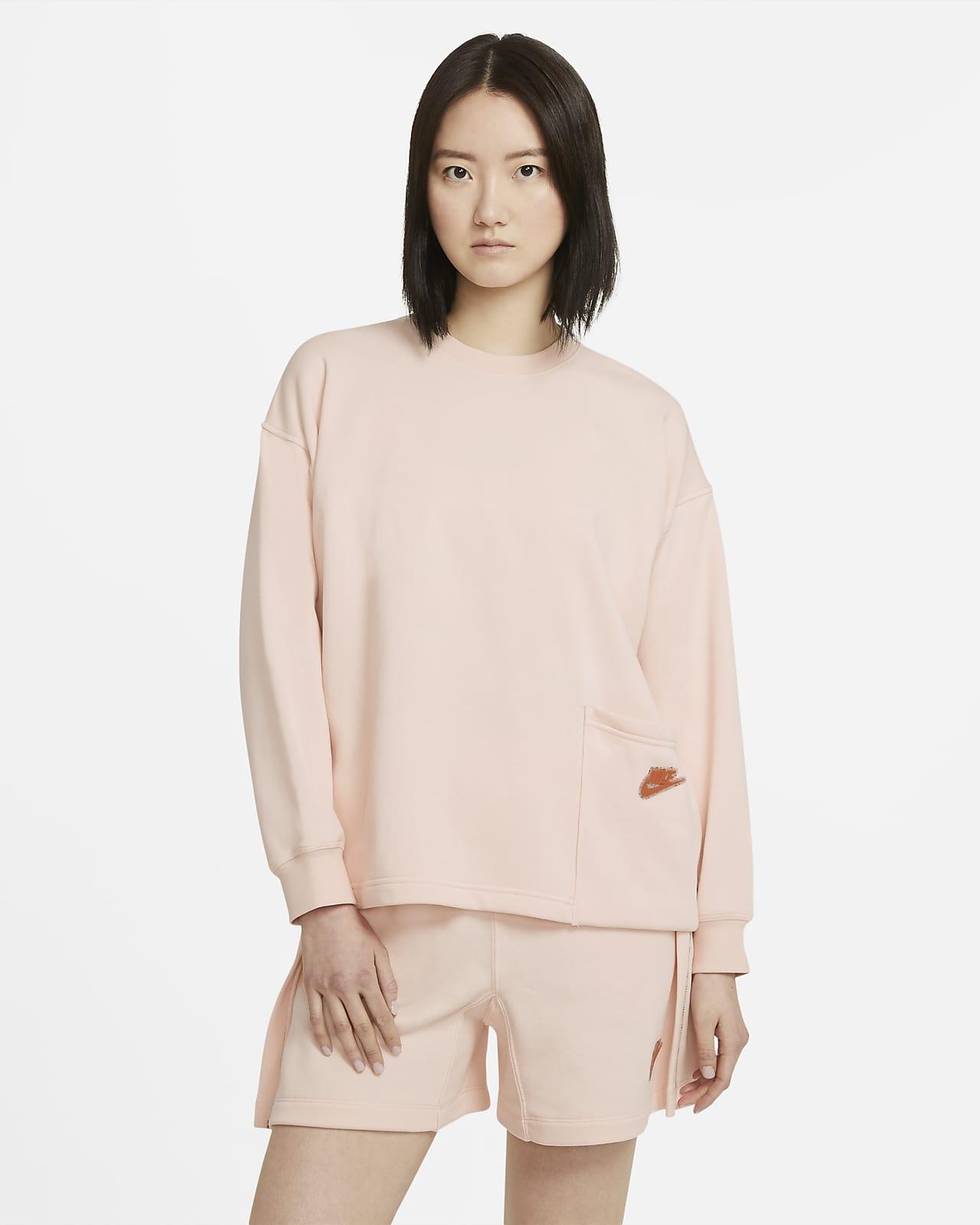 เสื้อคอกลมผู้หญิง Nike Sportswear