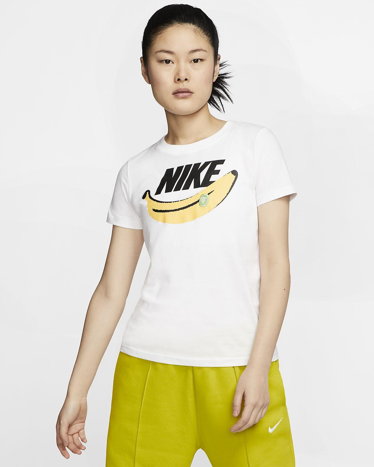 Nike Sportswear 女子印花T恤