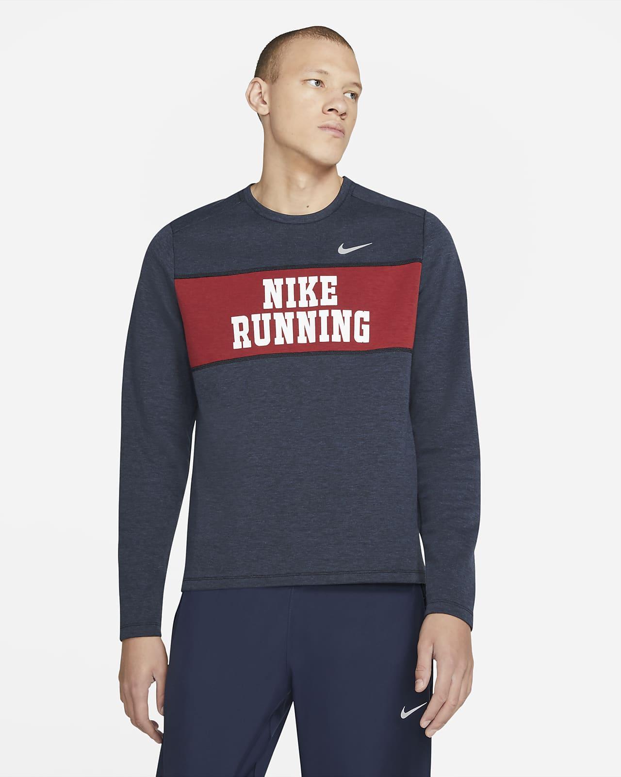 Nike Dri-FIT Heritage Men's Running Crew