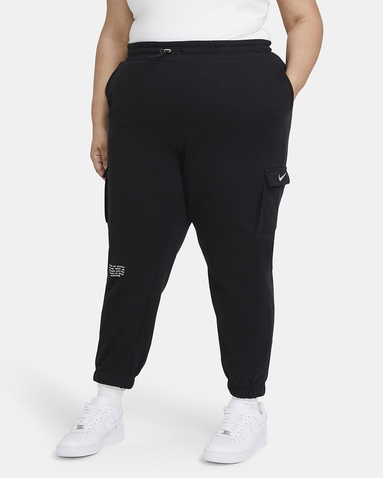 Pantalon Nike Sportswear Swoosh pour Femme (grande taille)