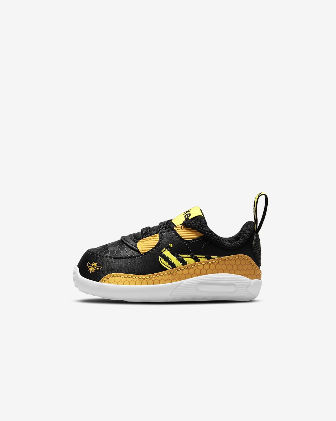 """Nike Max 90 SE """"Little Bugs"""" 嬰兒鞋款"""