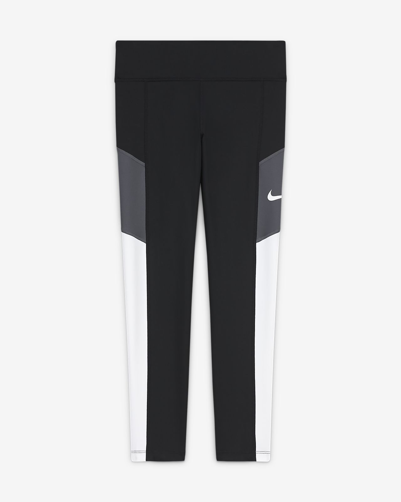 Tights de treino Nike Trophy Júnior (rapariga) (tamanhos grandes)