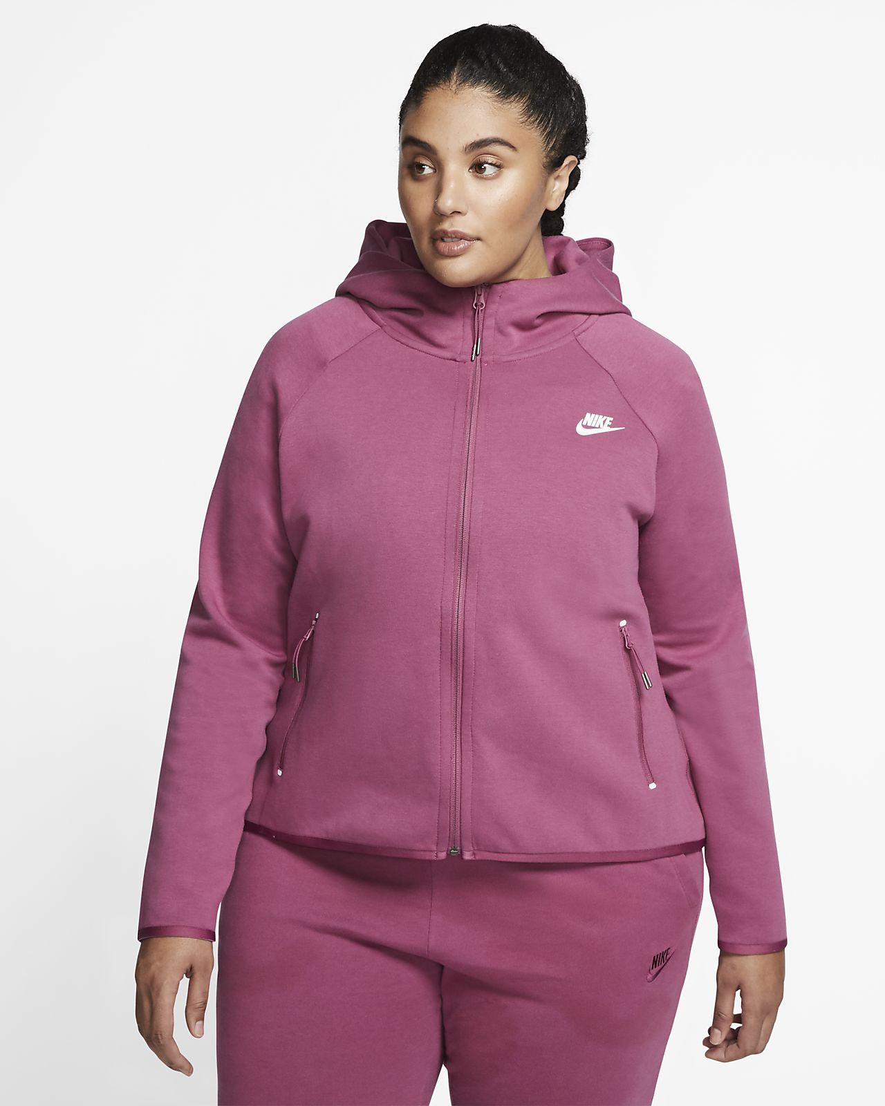 nike sportswear tech fleece femme