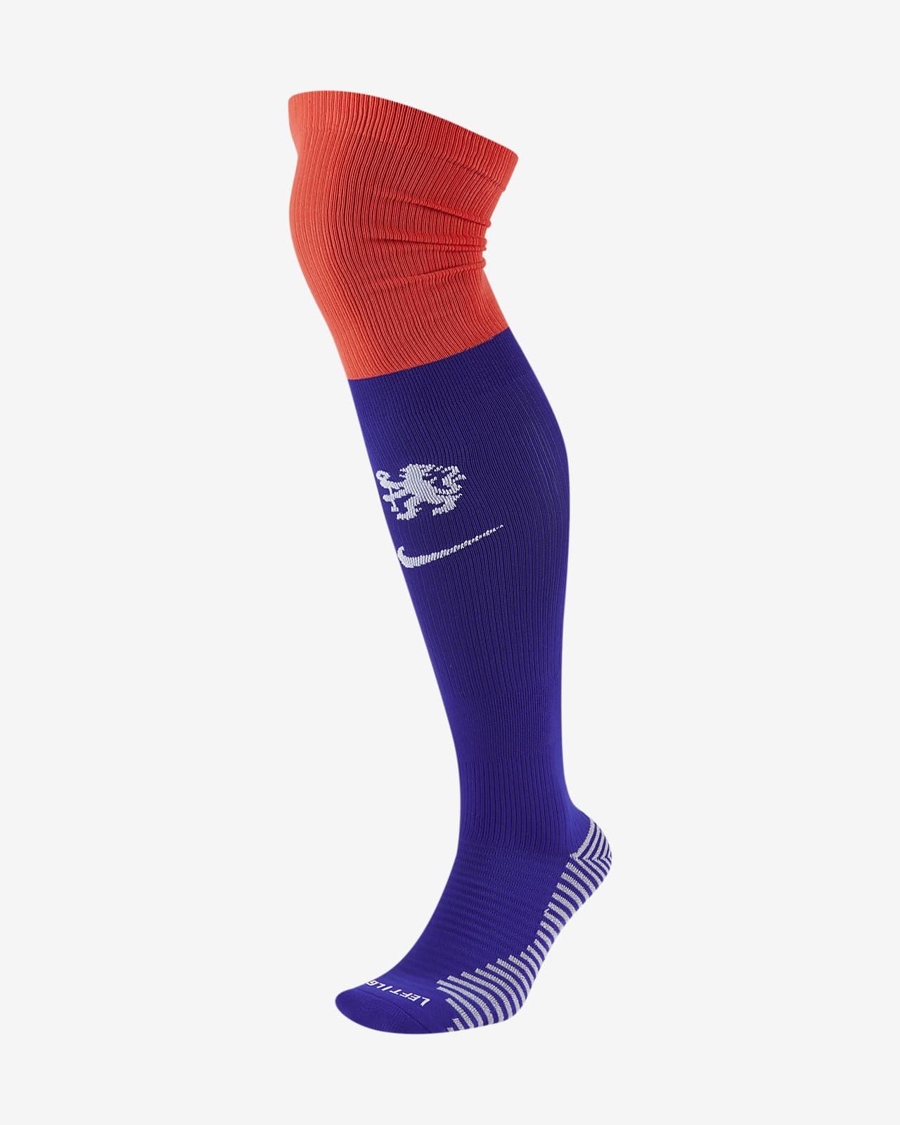 3es chaussettes hautes de football Chelsea FC 2020/21 Stadium