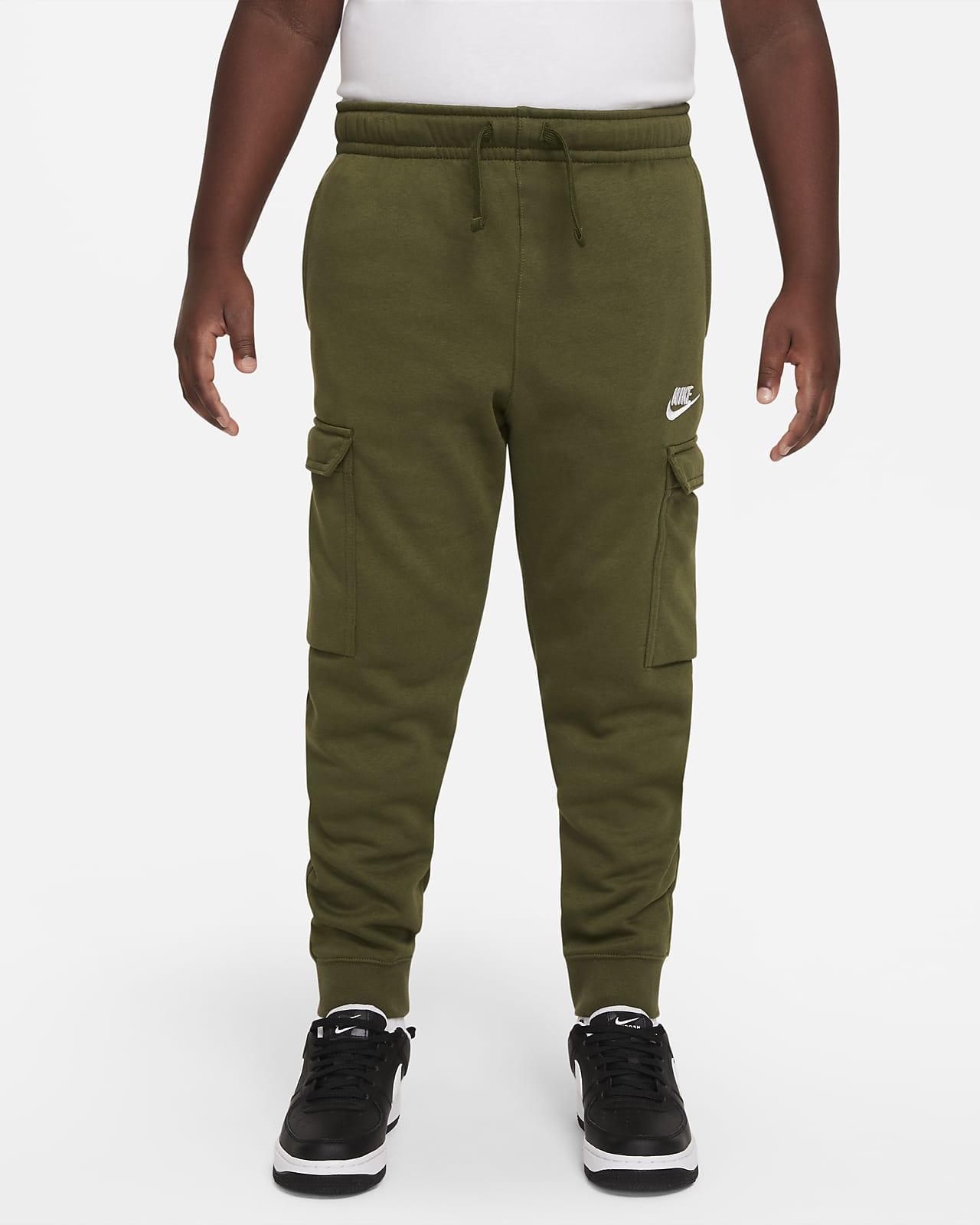 Calças cargo Nike Sportswear Club Júnior (Rapaz) (tamanhos grandes)