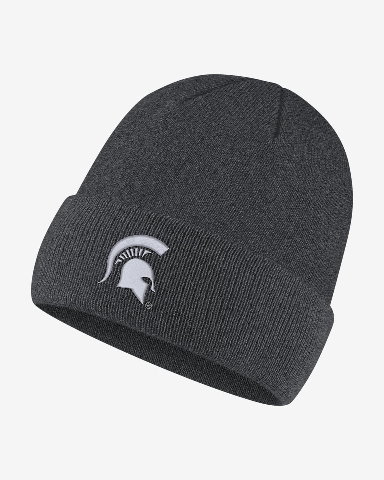 Nike College (Michigan State) Logo Beanie