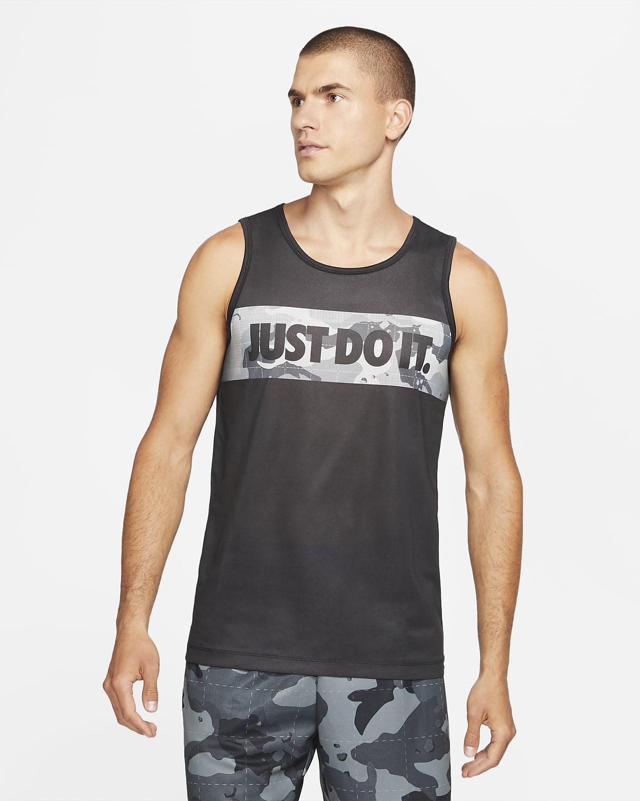 Nike Dri-FIT Men's Camo Graphic Training T-Shirt