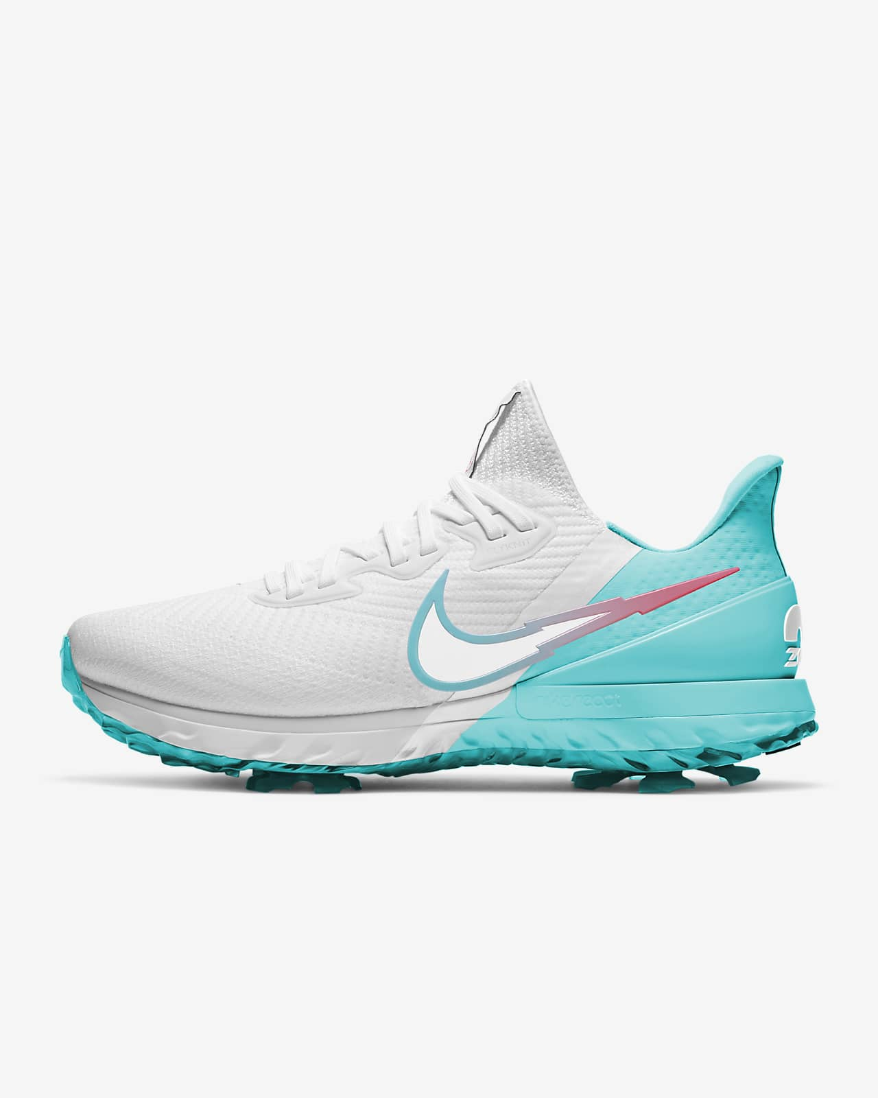 Nike Air Zoom Infinity Tour Golf Shoes (Wide)